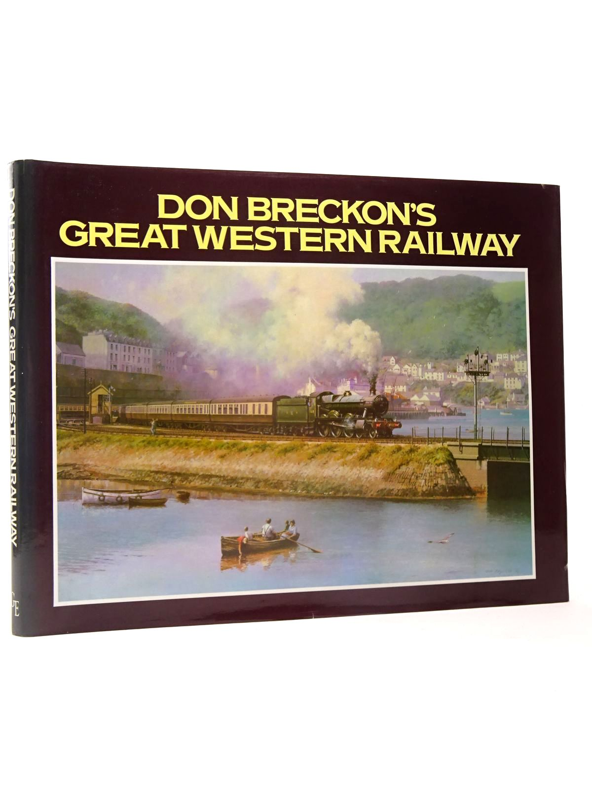 Photo of DON BRECKON'S GREAT WESTERN RAILWAY- Stock Number: 1817497