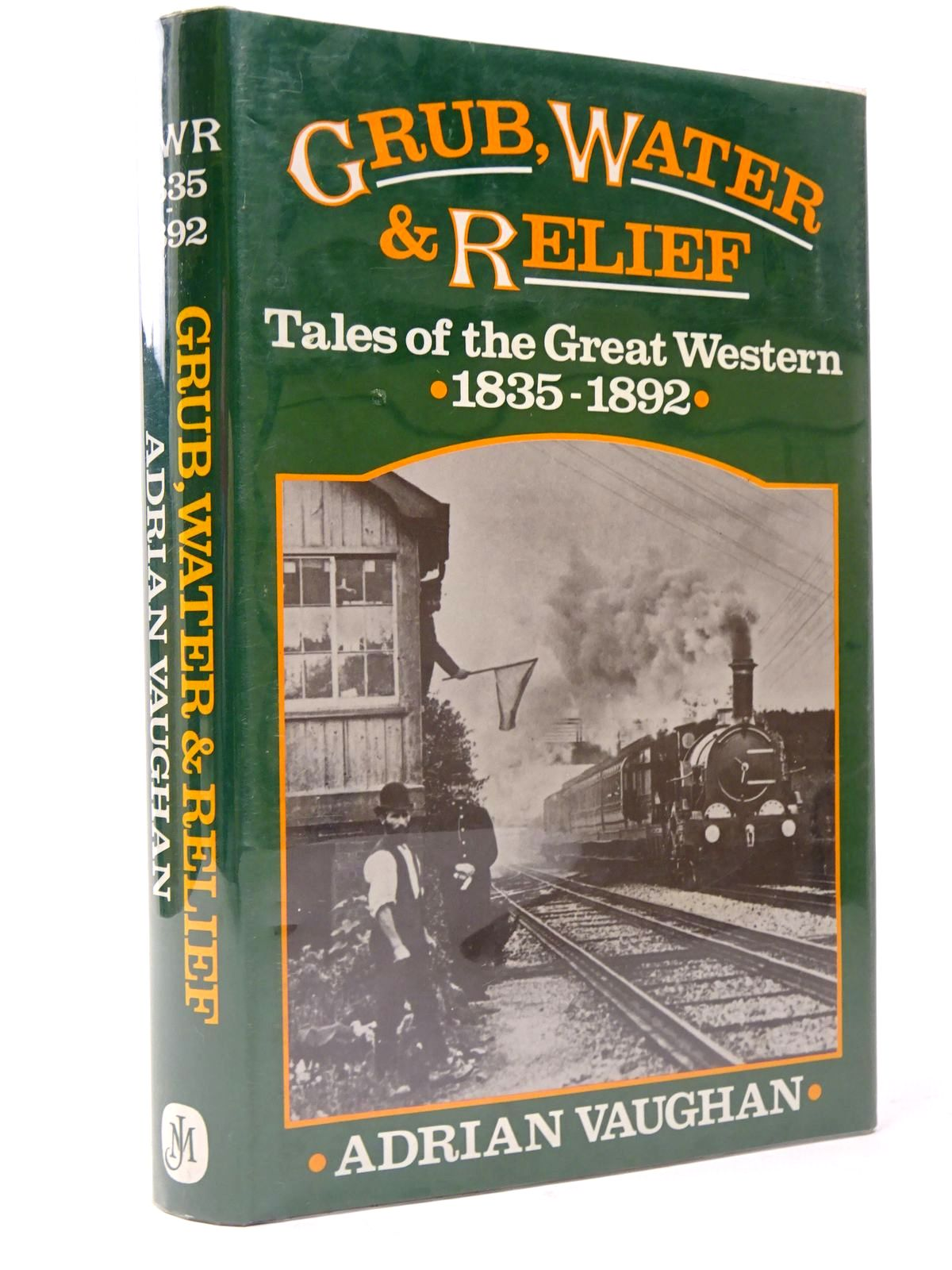 Photo of GRUB, WATER & RELIEF written by Vaughan, Adrian published by John Murray (STOCK CODE: 1817501)  for sale by Stella & Rose's Books