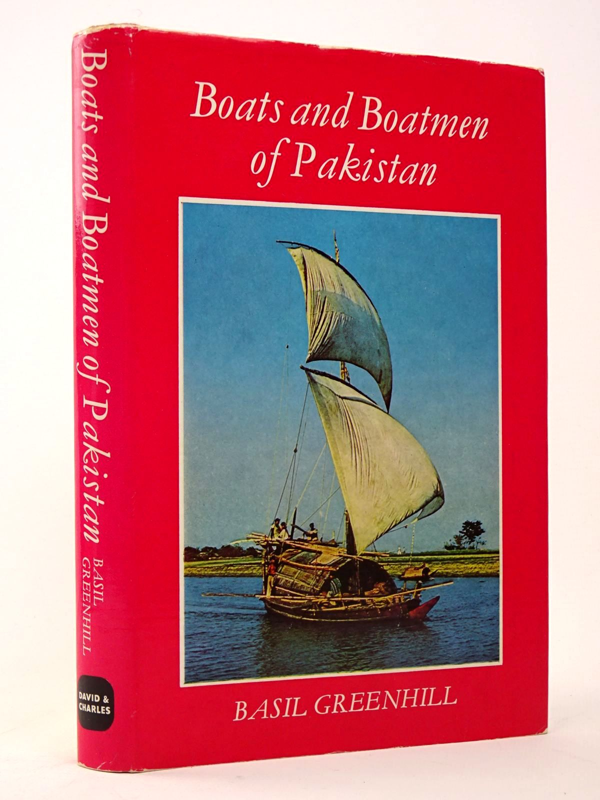Photo of BOATS AND BOATMEN OF PAKISTAN written by Greenhill, Basil published by David & Charles (STOCK CODE: 1817537)  for sale by Stella & Rose's Books