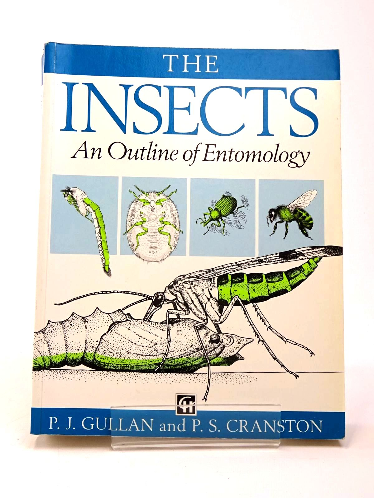 Photo of THE INSECTS: AN OUTLINE OF ENTOMOLOGY- Stock Number: 1817541