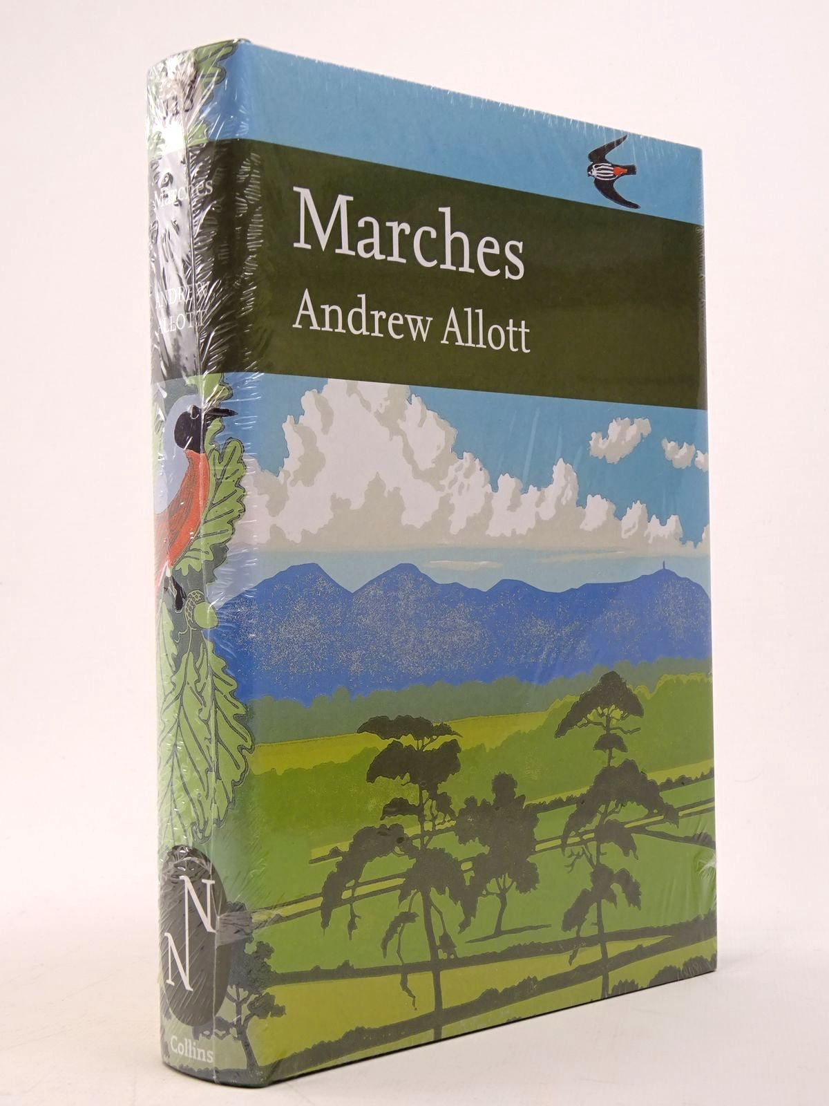 Photo of MARCHES (NN118) written by Allott, Andrew published by Collins (STOCK CODE: 1817561)  for sale by Stella & Rose's Books