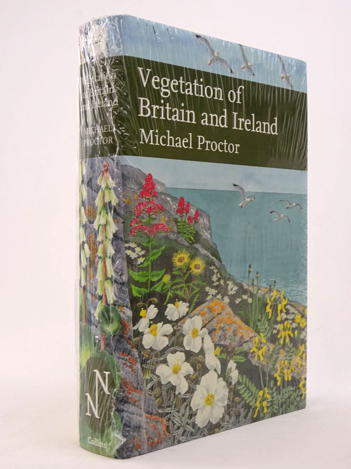 Photo of VEGETATION OF BRITAIN AND IRELAND (NN 122)- Stock Number: 1817562