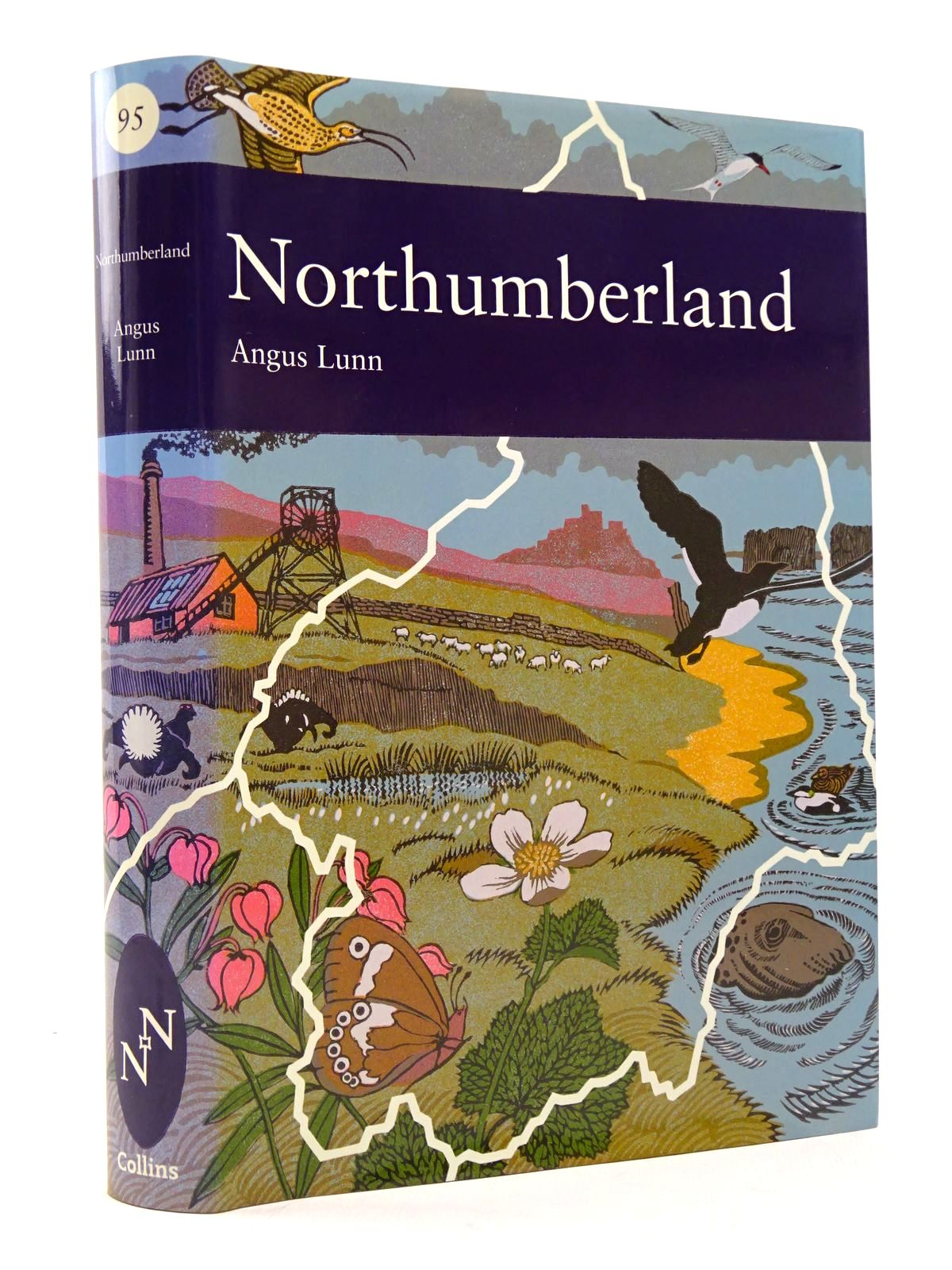 Photo of NORTHUMBERLAND (NN 95) written by Lunn, Angus published by Collins (STOCK CODE: 1817565)  for sale by Stella & Rose's Books