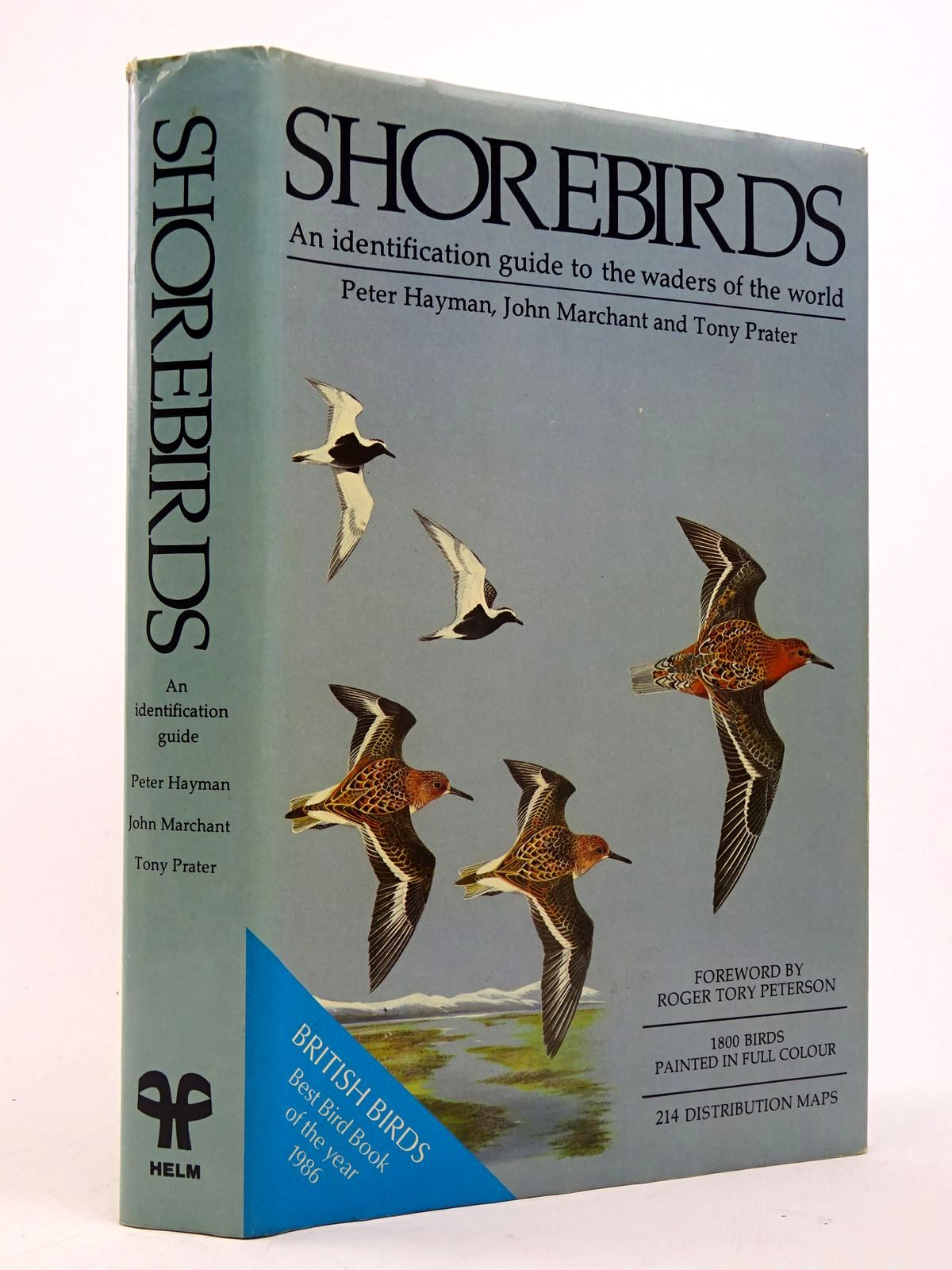 Photo of SHOREBIRDS: AN IDENTIFICATION GUIDE TO THE WADERS OF THE WORLD- Stock Number: 1817571