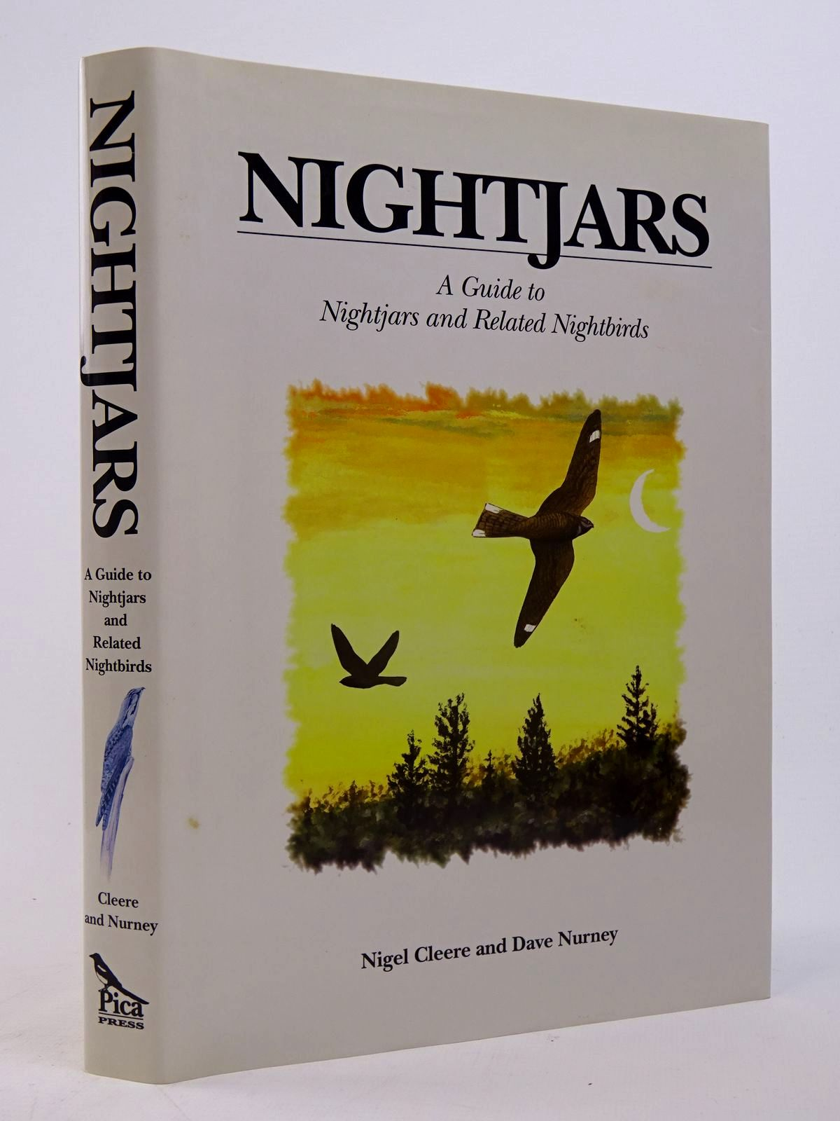 Photo of NIGHTJARS written by Cleere, Nigel illustrated by Nurney, Dave published by Pica Press (STOCK CODE: 1817578)  for sale by Stella & Rose's Books