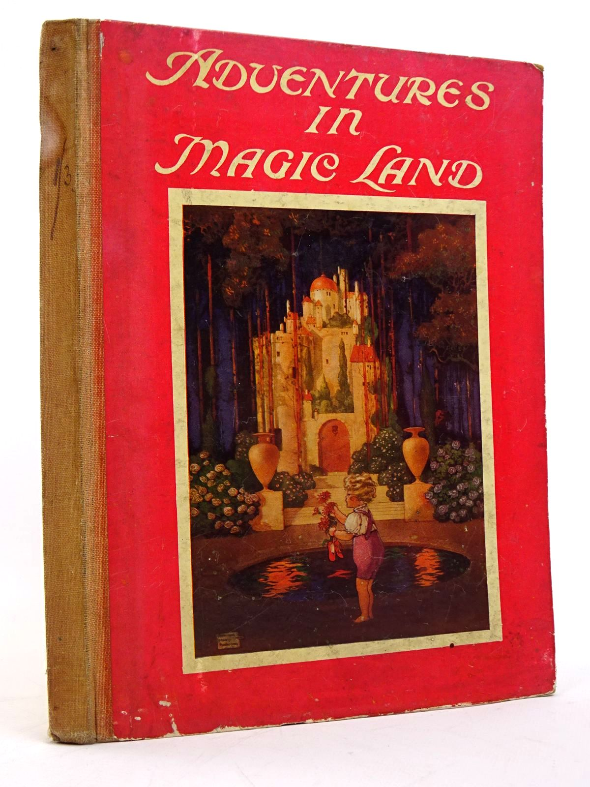 Photo of ADVENTURES IN MAGIC LAND AND OTHER TALES- Stock Number: 1817583