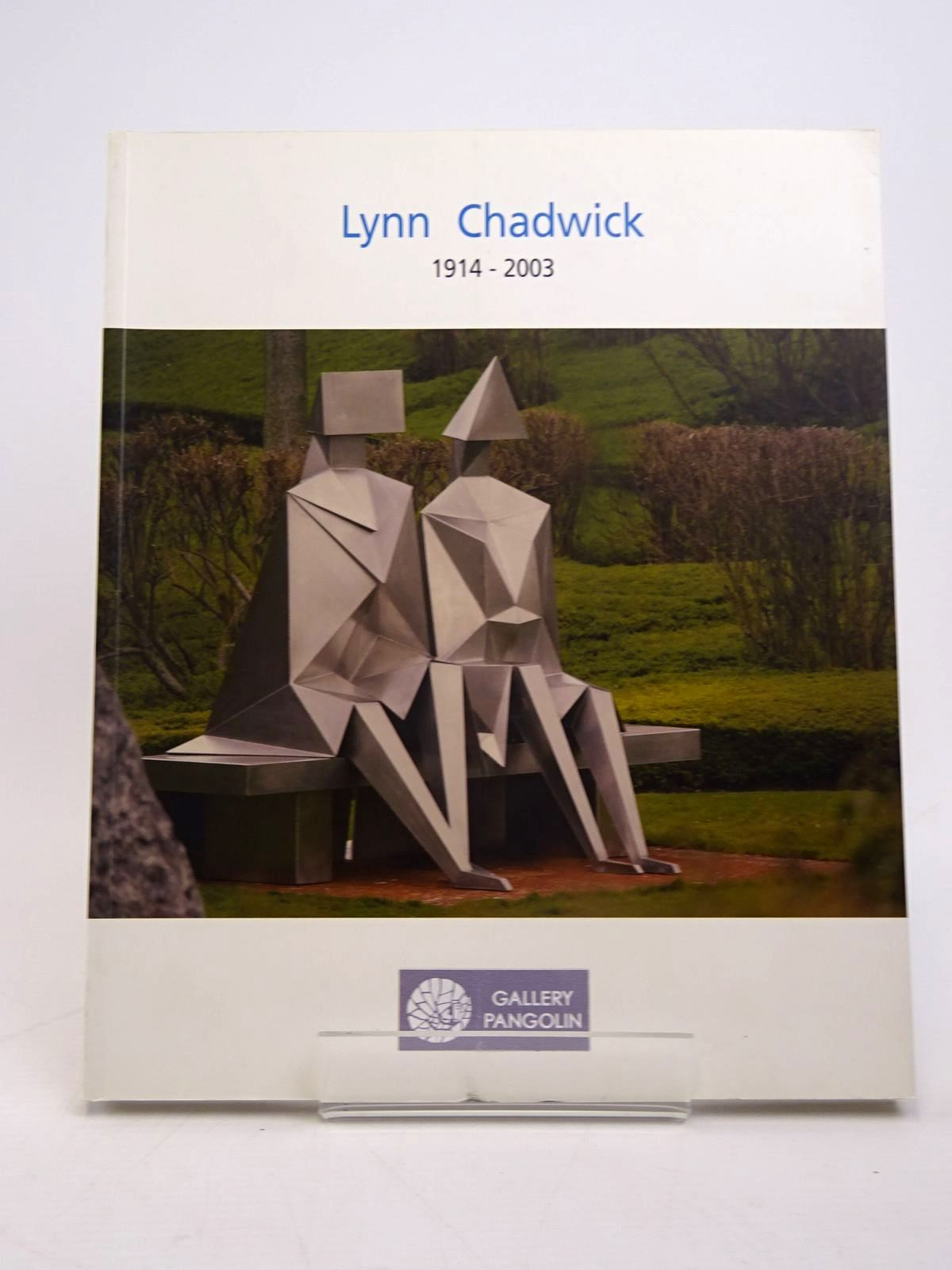 Photo of LYNN CHADWICK written by Packer, William illustrated by Chadwick, Lynn published by Gallery Pangolin (STOCK CODE: 1817594)  for sale by Stella & Rose's Books