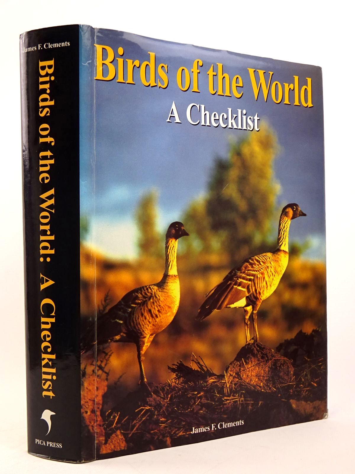 Photo of BIRDS OF THE WORLD: A CHECKLIST written by Clements, James F. published by Pica Press (STOCK CODE: 1817600)  for sale by Stella & Rose's Books