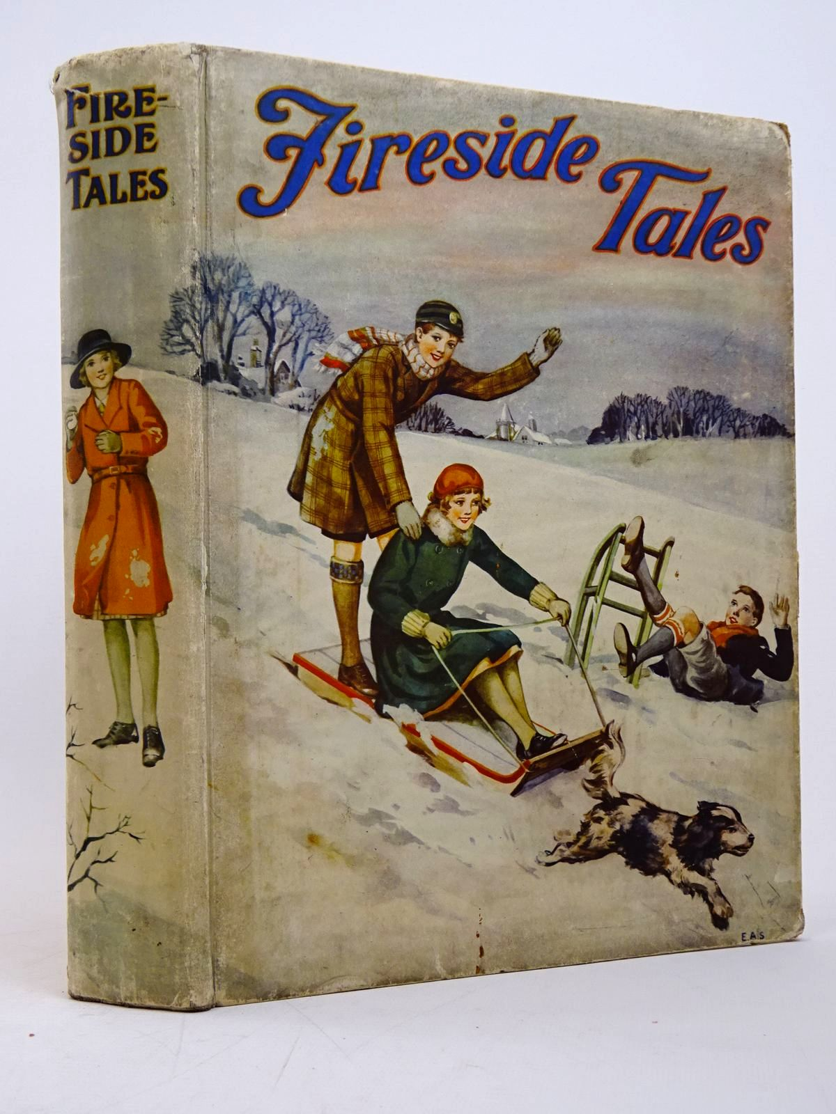 Photo of FIRESIDE TALES written by Bingham, Clifton<br />Laurance, L.<br />Haskell, L.<br />et al,  illustrated by Petherick, Rosa C.<br />et al.,  published by John F. Shaw &amp; Co Ltd. (STOCK CODE: 1817620)  for sale by Stella & Rose's Books