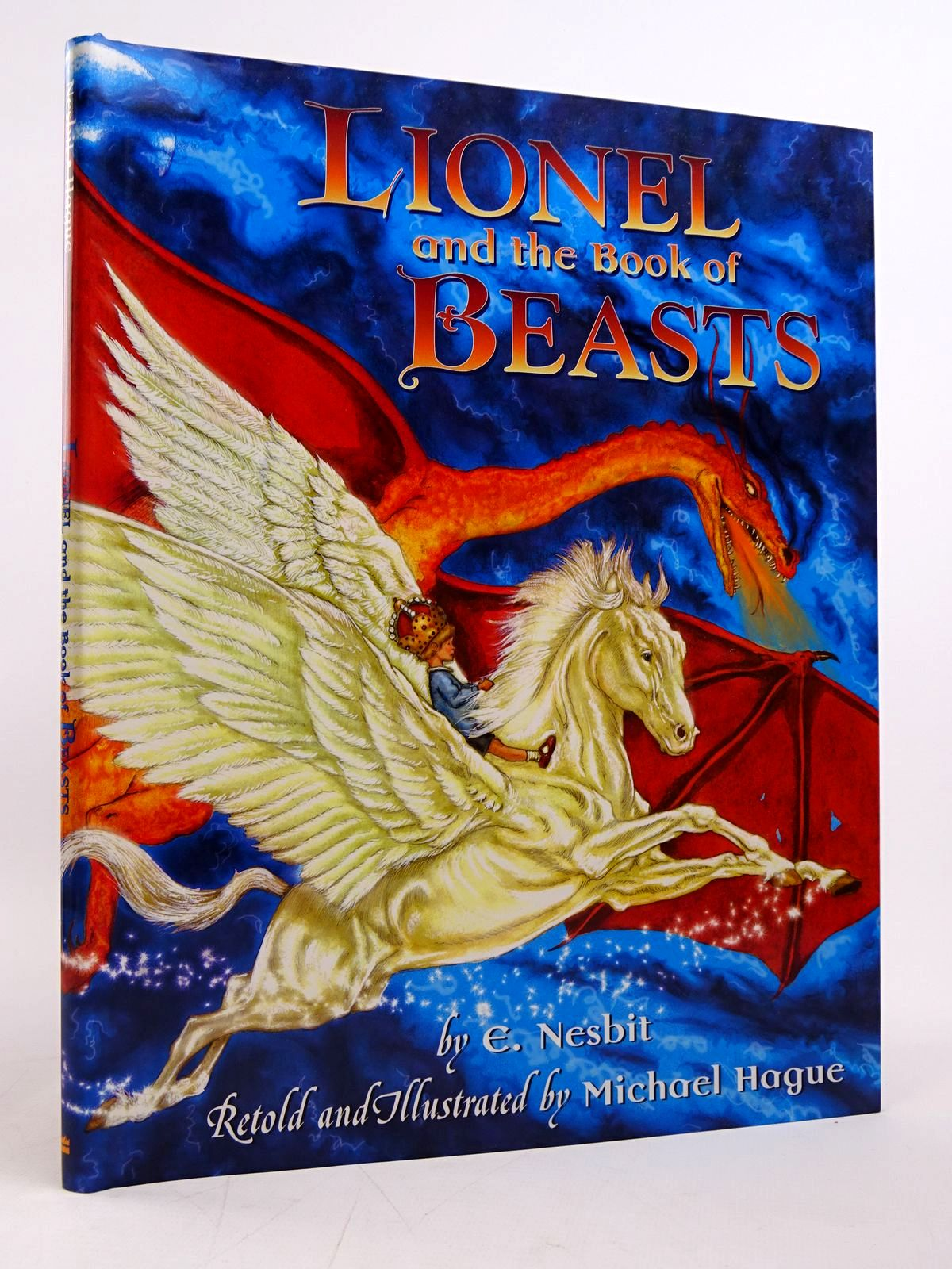 Photo of LIONEL AND THE BOOK OF BEASTS- Stock Number: 1817623