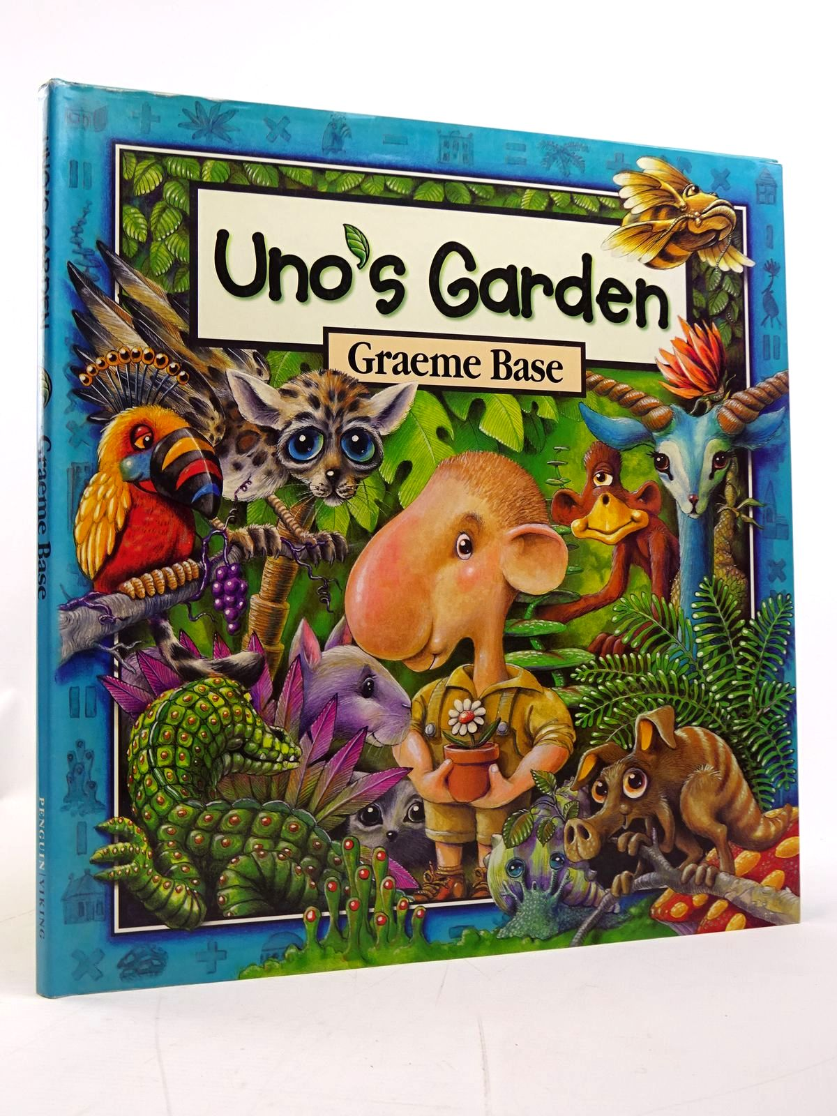 Photo of UNO'S GARDEN- Stock Number: 1817627
