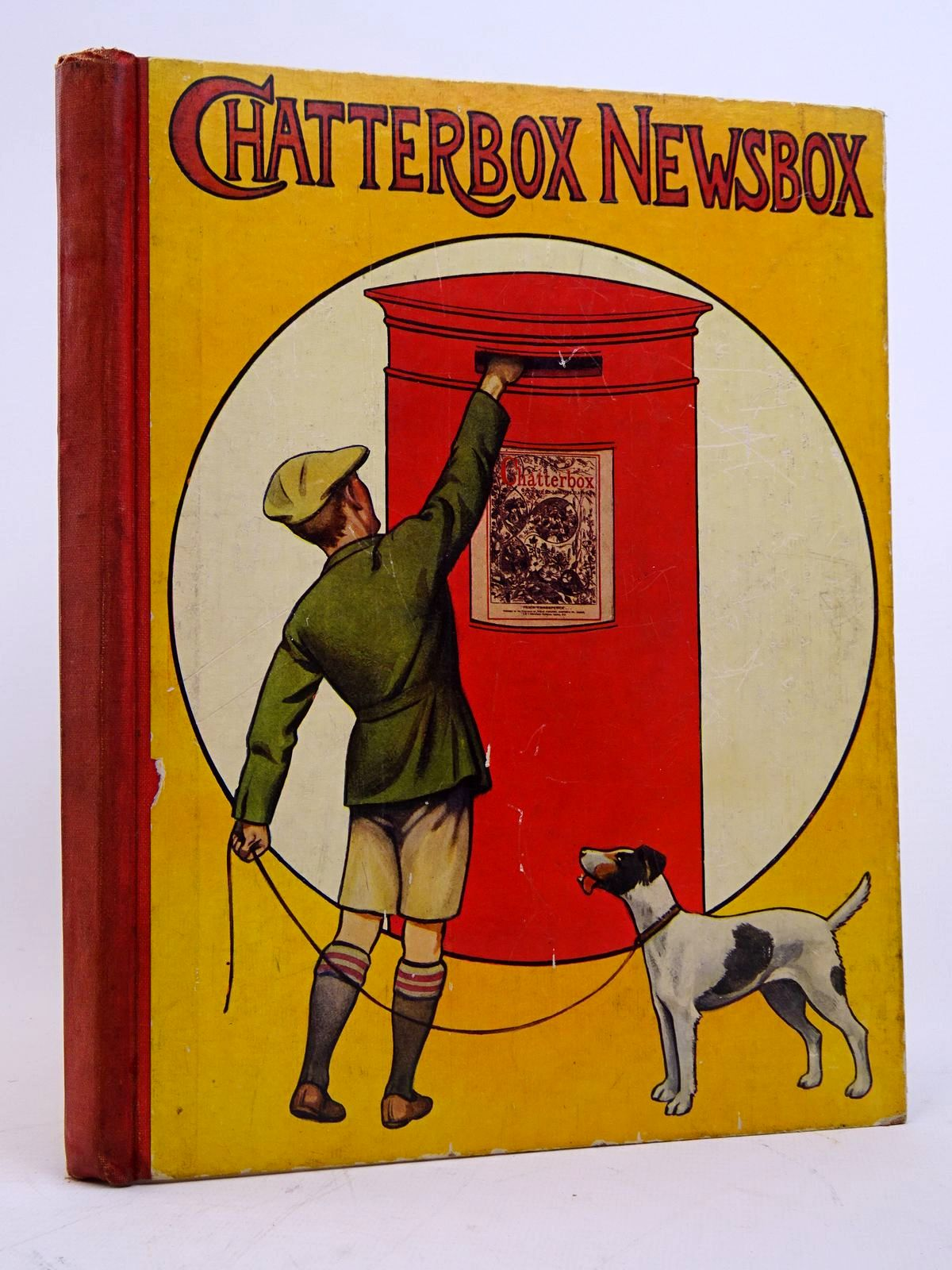 Photo of CHATTERBOX NEWSBOX- Stock Number: 1817637