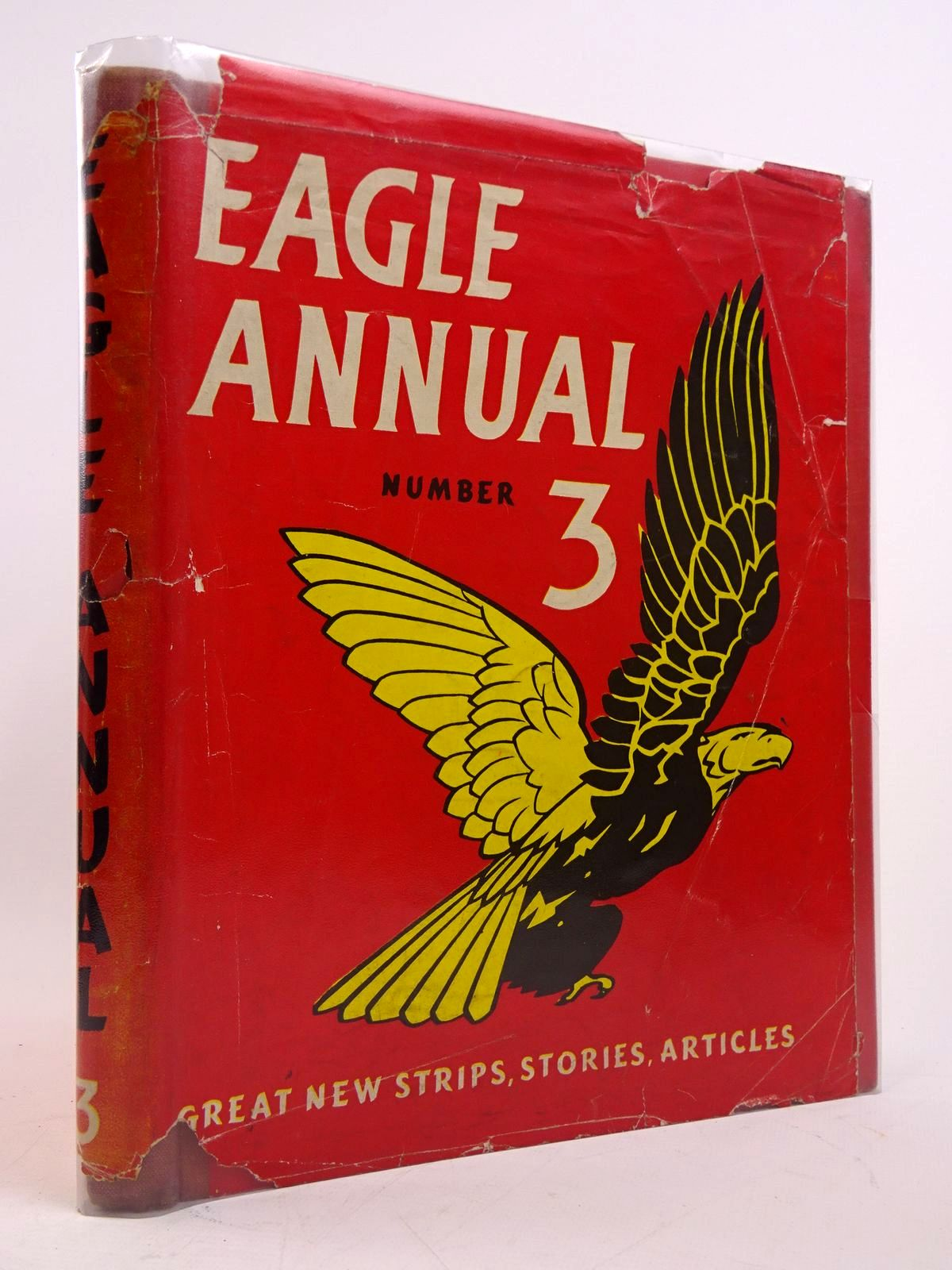 Photo of EAGLE ANNUAL No. 3- Stock Number: 1817638