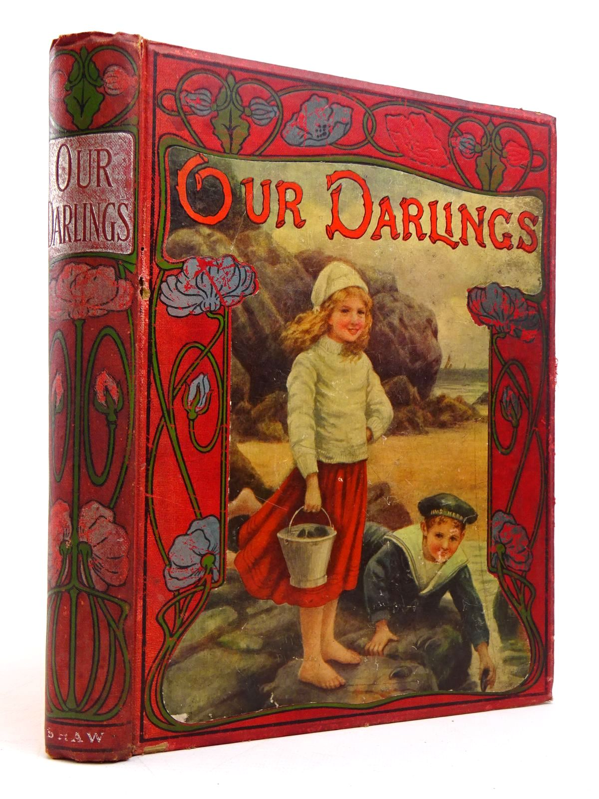 Photo of OUR DARLINGS illustrated by Farmiloe, Edith Neilson, Harry B. Wain, Louis published by John F. Shaw (STOCK CODE: 1817642)  for sale by Stella & Rose's Books
