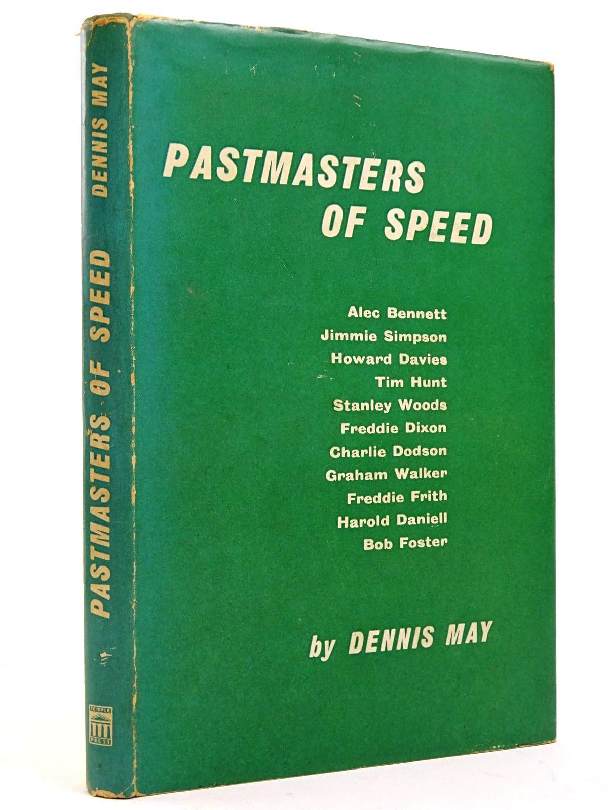 Photo of PASTMASTERS OF SPEED- Stock Number: 1817645