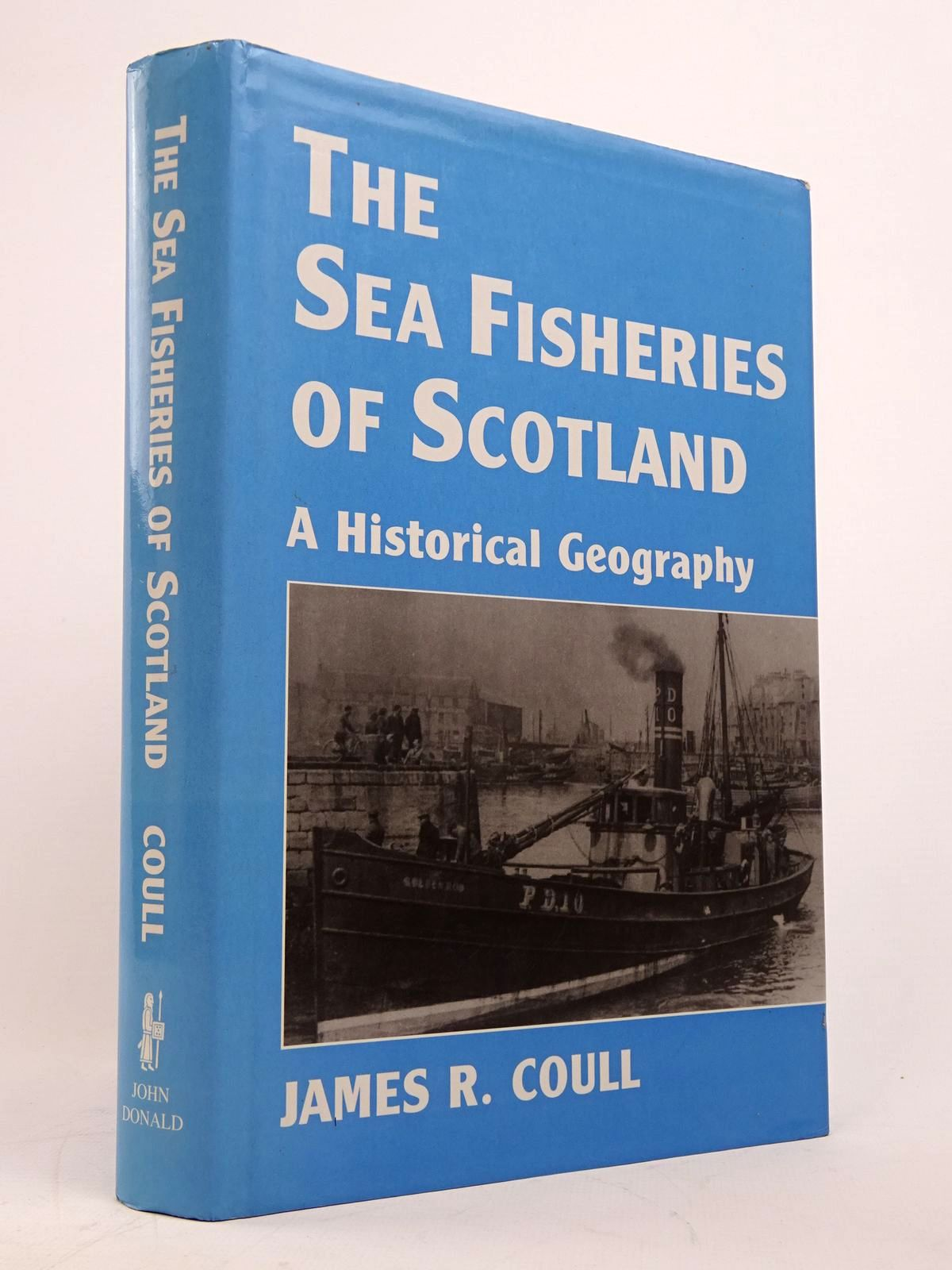 Photo of THE SEA FISHERIES OF SCOTLAND: A HISTORICAL GEOGRAPHY- Stock Number: 1817661