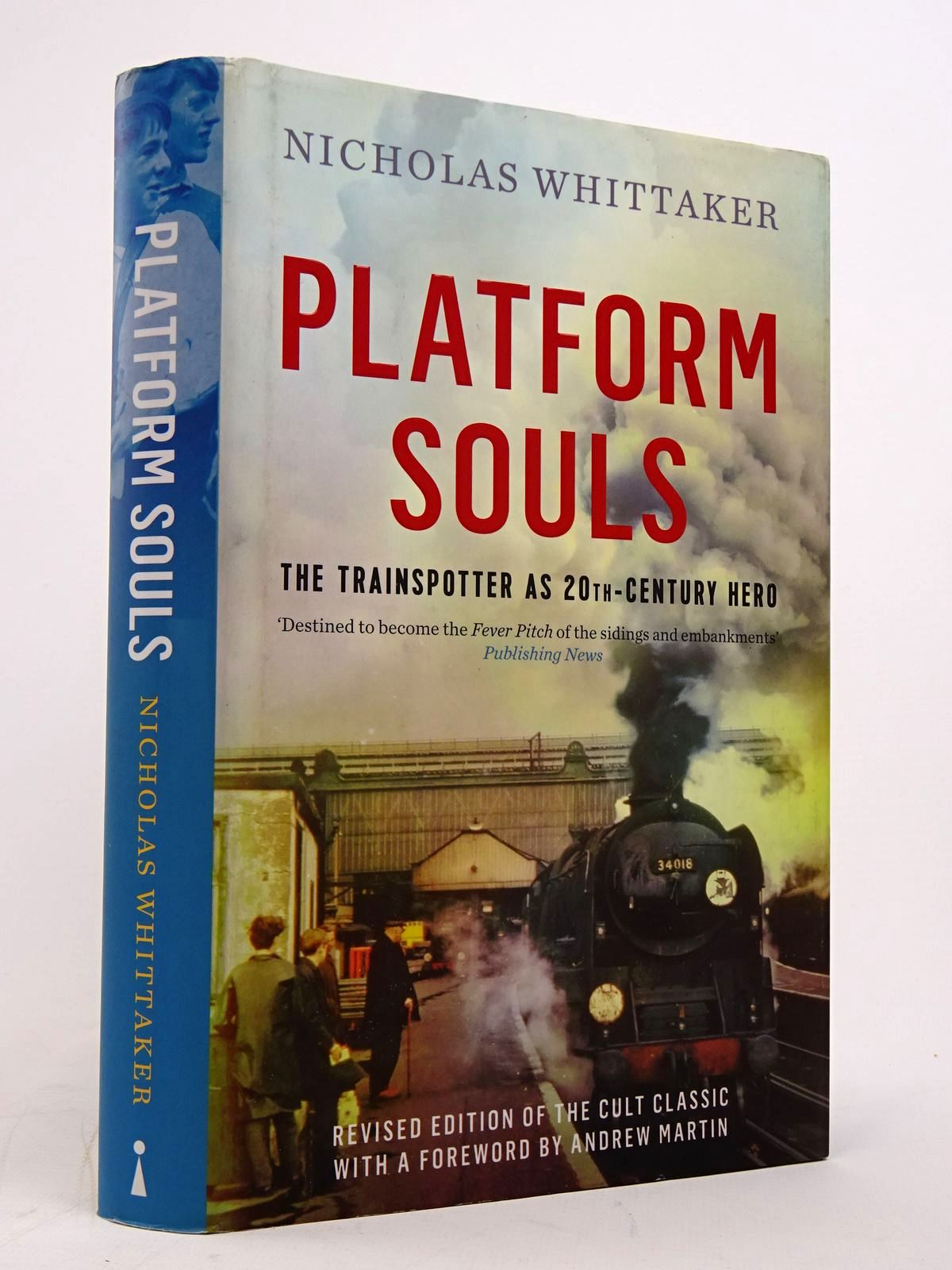 Photo of PLATFORM SOULS written by Whittaker, Nicholas published by Icon Books (STOCK CODE: 1817666)  for sale by Stella & Rose's Books