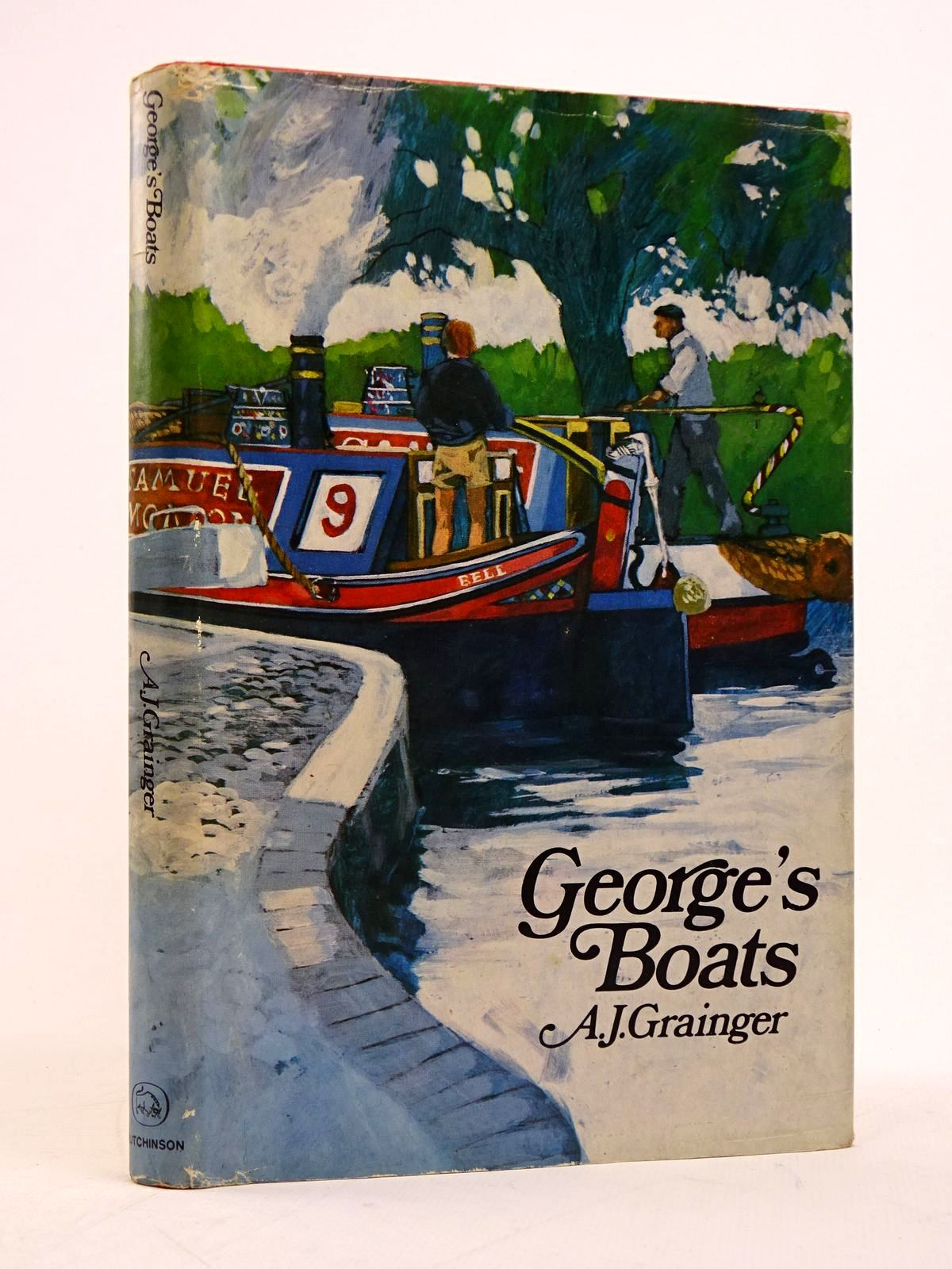 Photo of GEORGE'S BOATS written by Grainger, A.J. illustrated by Humphreys, Graham published by Hutchinson (STOCK CODE: 1817674)  for sale by Stella & Rose's Books