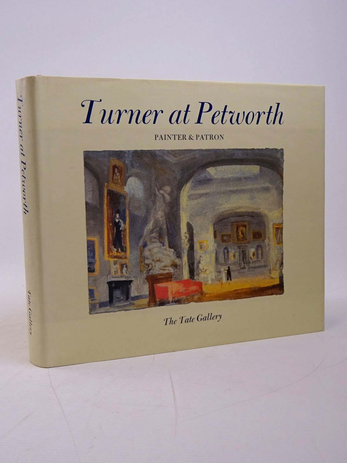 Photo of TURNER AT PETWORTH: PAINTER &amp; PATRON written by Butlin, Martin<br />Luther, Mollie<br />Warrell, Ian illustrated by Turner, J.M.W. published by Tate Gallery (STOCK CODE: 1817683)  for sale by Stella & Rose's Books