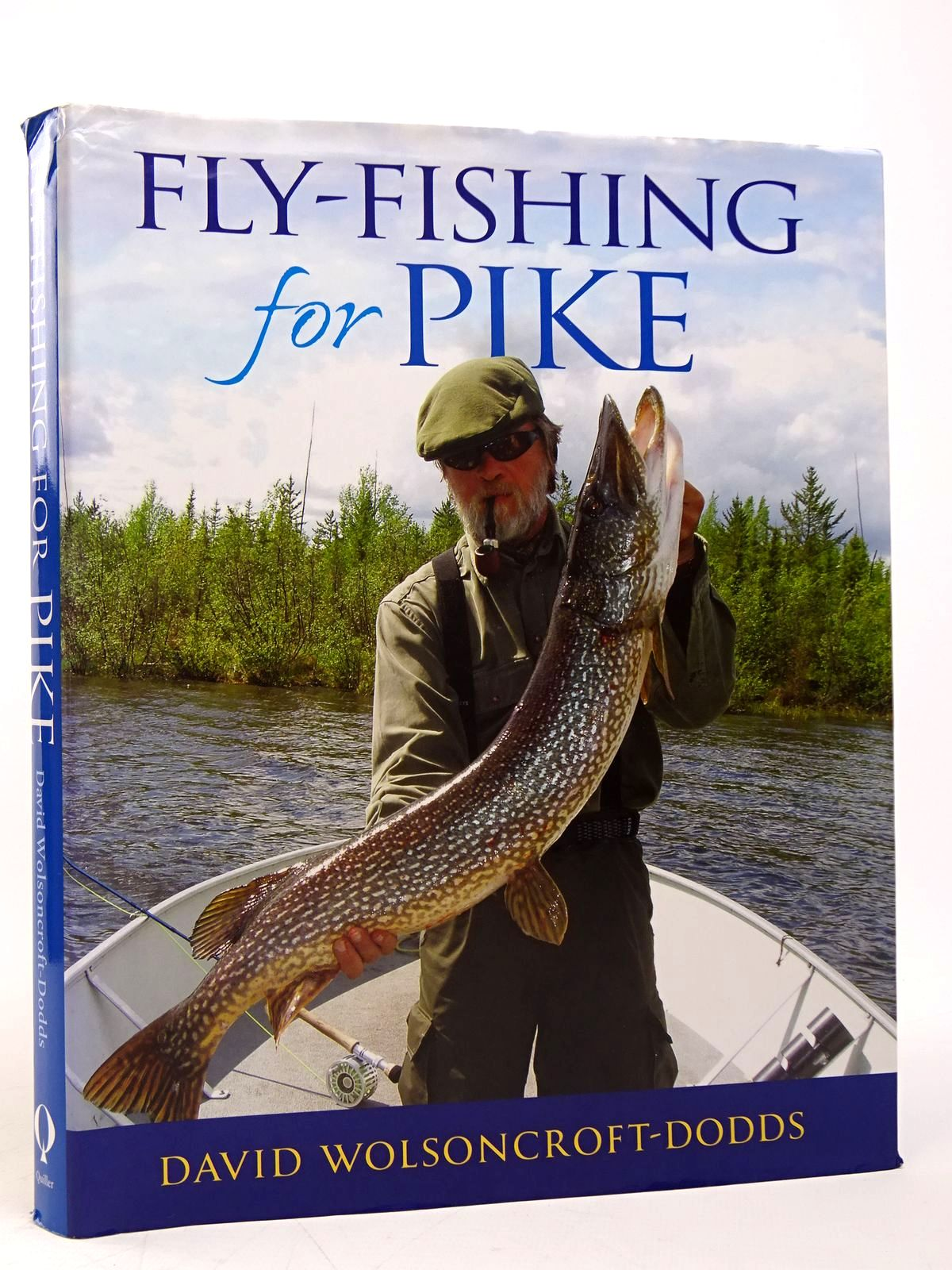 Photo of FLY-FISHING FOR PIKE- Stock Number: 1817688