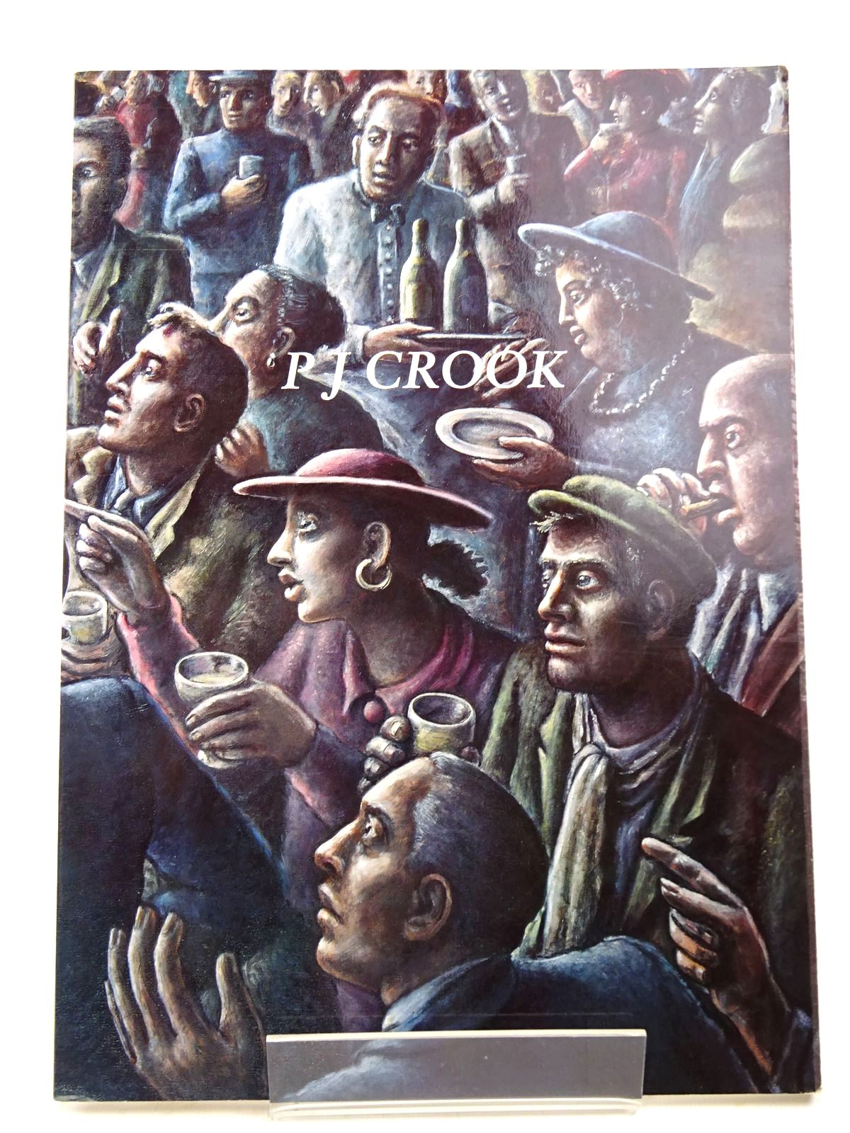 Photo of P J CROOK illustrated by Crook, Pamela J. published by Cheltenham Art Gallery & Museums (STOCK CODE: 1817691)  for sale by Stella & Rose's Books
