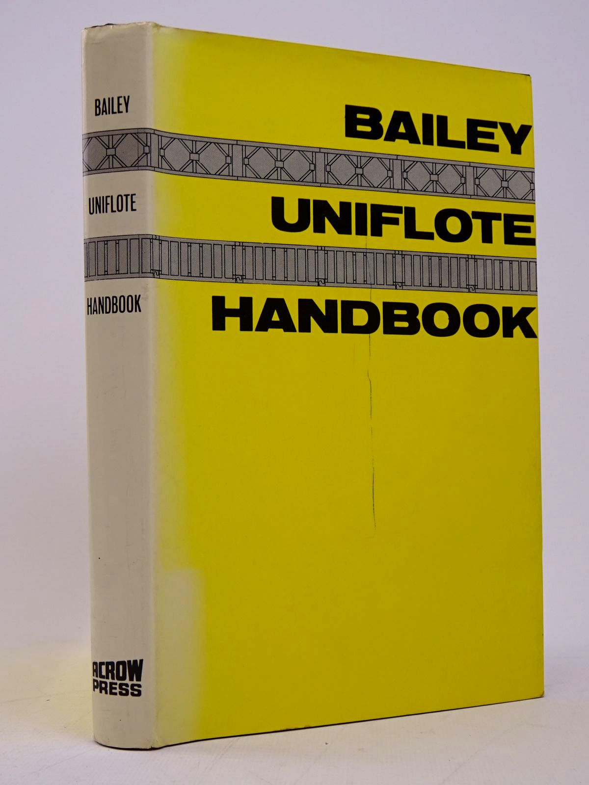 Photo of THE BAILEY AND UNIFLOTE HANDBOOK written by Hathrell, J.A.E. published by Acrow Press (STOCK CODE: 1817695)  for sale by Stella & Rose's Books