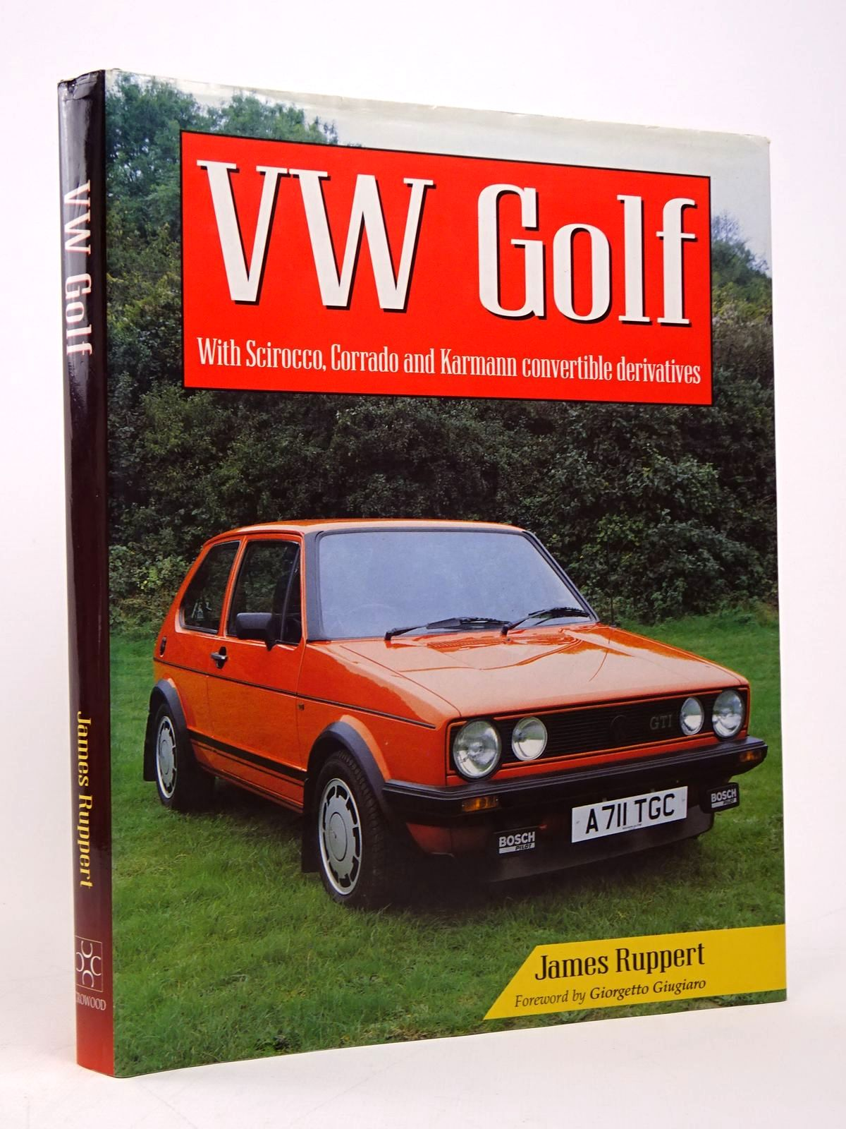 Photo of VW GOLF: WITH SCIROCCO, CORRADO AND KARMANN CONVERTIBLE DERIVATIVES- Stock Number: 1817698