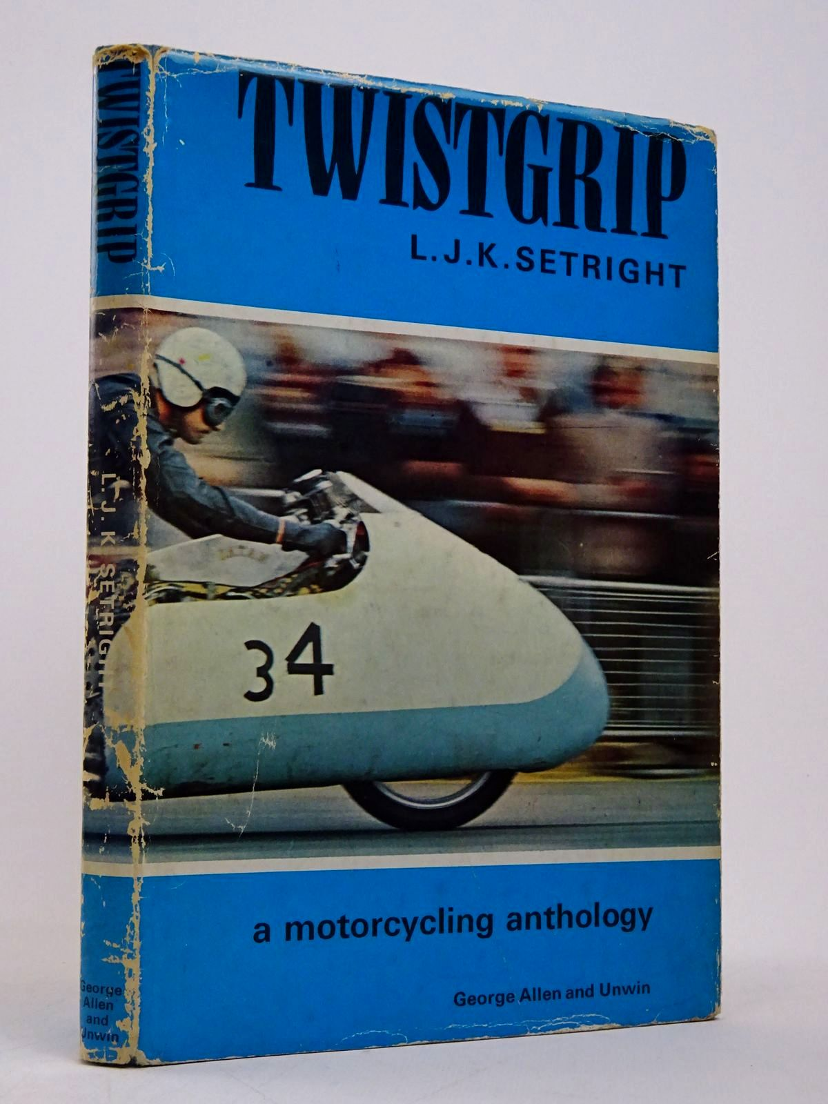 Photo of TWISTGRIP: A MOTOR CYCLING ANTHOLOGY- Stock Number: 1817736