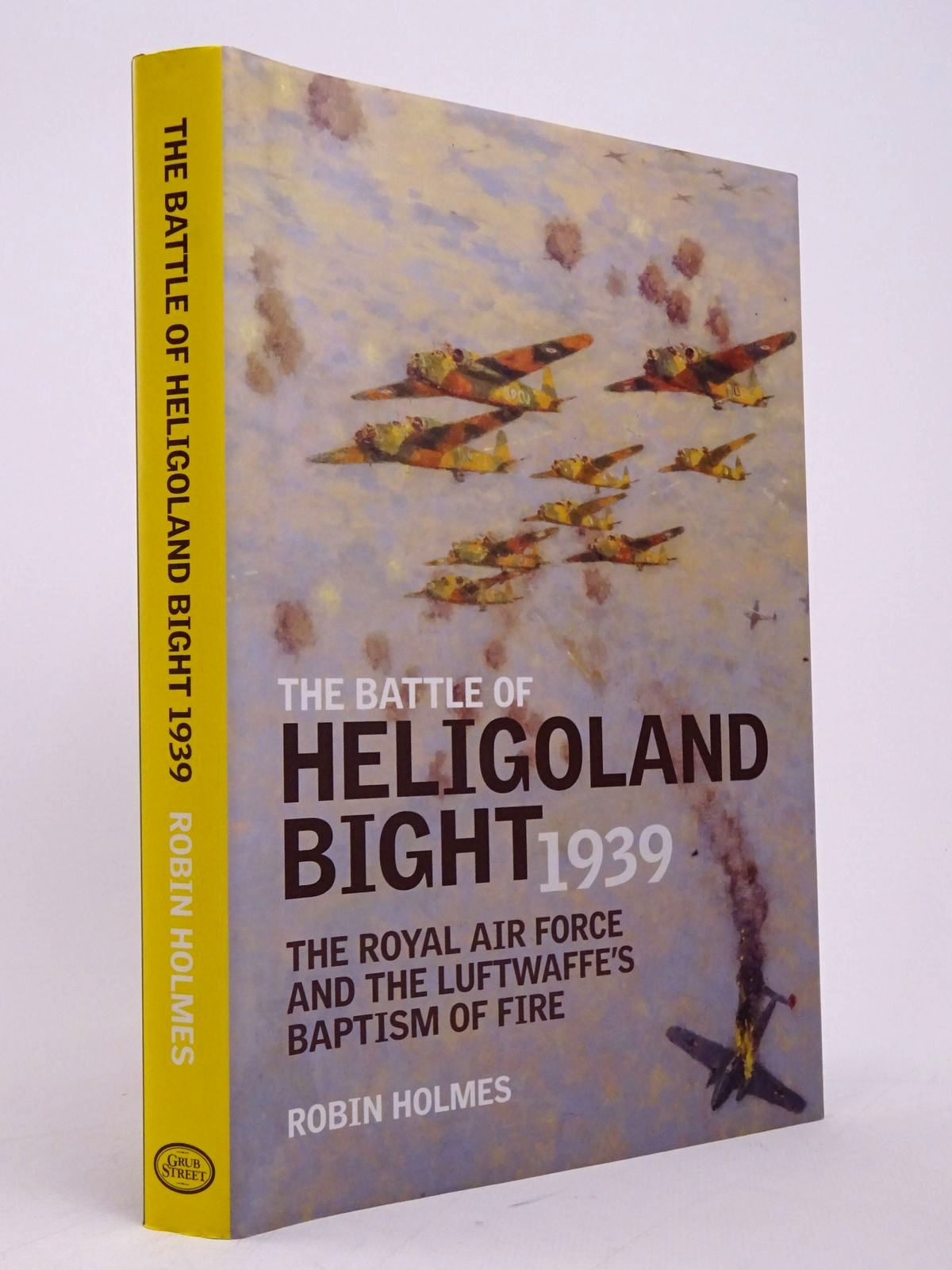 Photo of THE BATTLE OF HELIGOLAND BIGHT 1939: THE ROYAL AIR FORCE AND THE LUFTWAFFE'S BAPTISM OF FIRE- Stock Number: 1817739