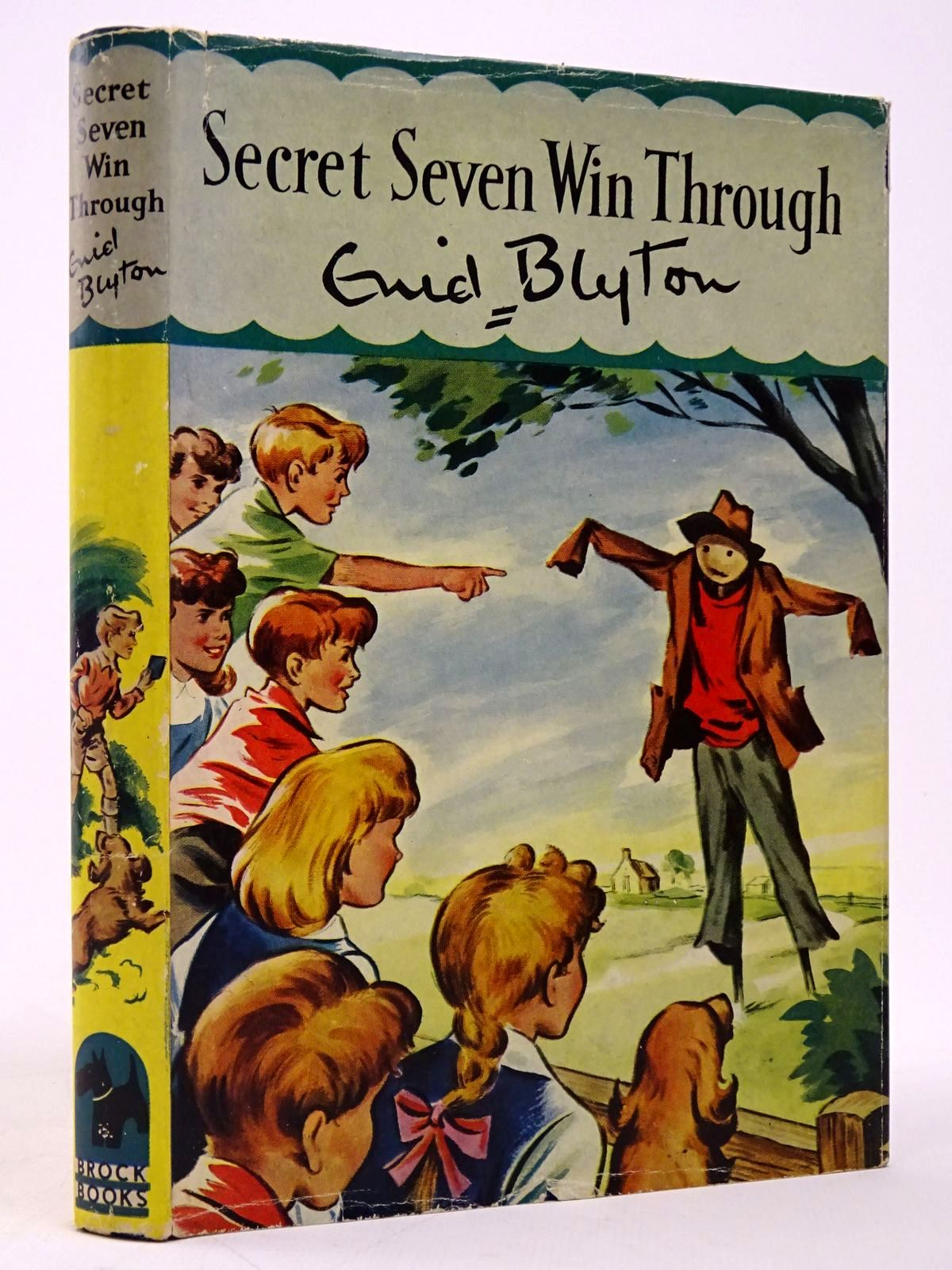 Photo of SECRET SEVEN WIN THROUGH written by Blyton, Enid illustrated by Kay, Bruno published by Brockhampton Press (STOCK CODE: 1817759)  for sale by Stella & Rose's Books