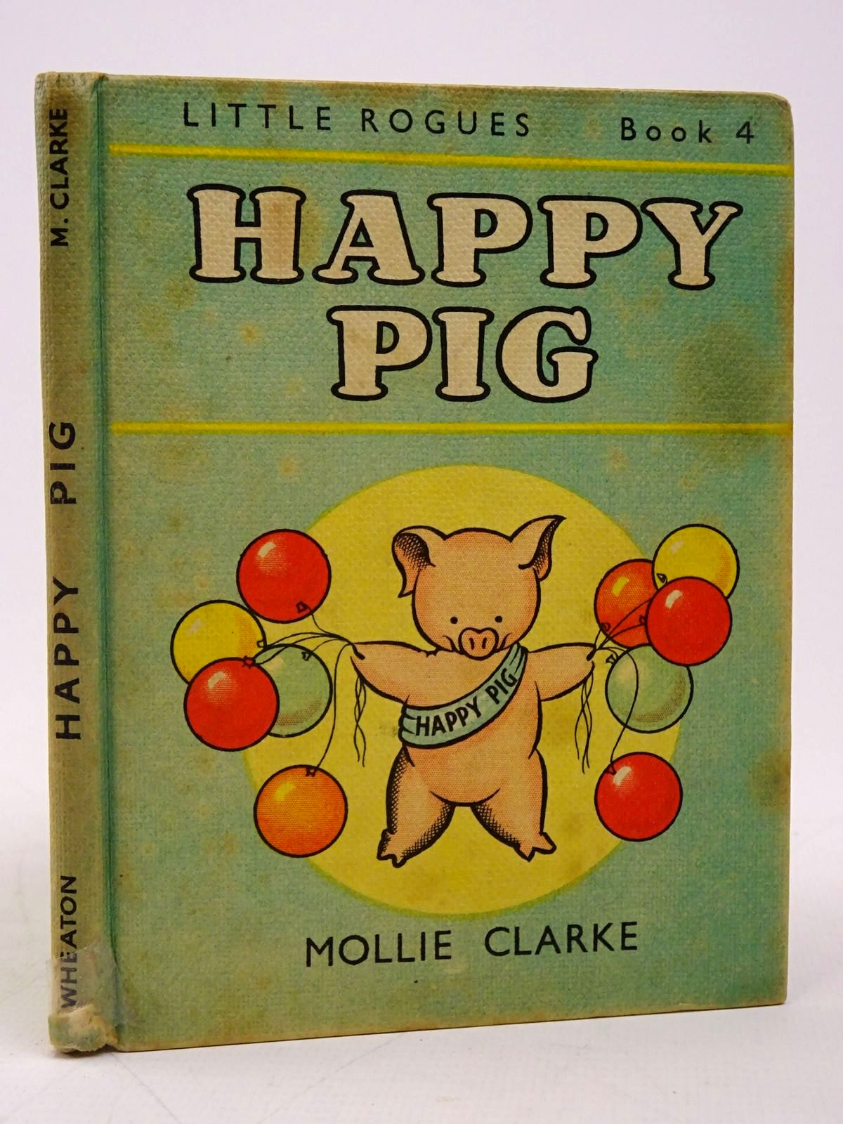 Photo of HAPPY PIG- Stock Number: 1817770
