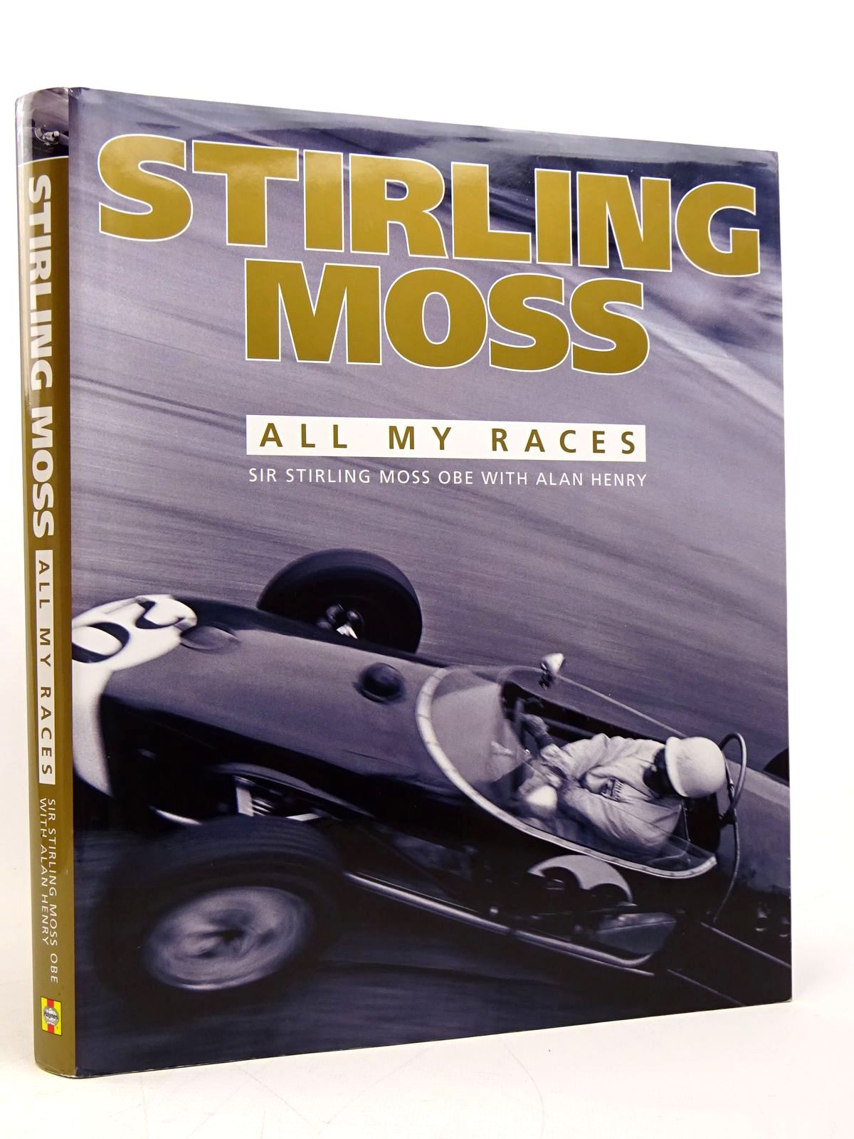 Photo of STIRLING MOSS: ALL MY RACES- Stock Number: 1817779