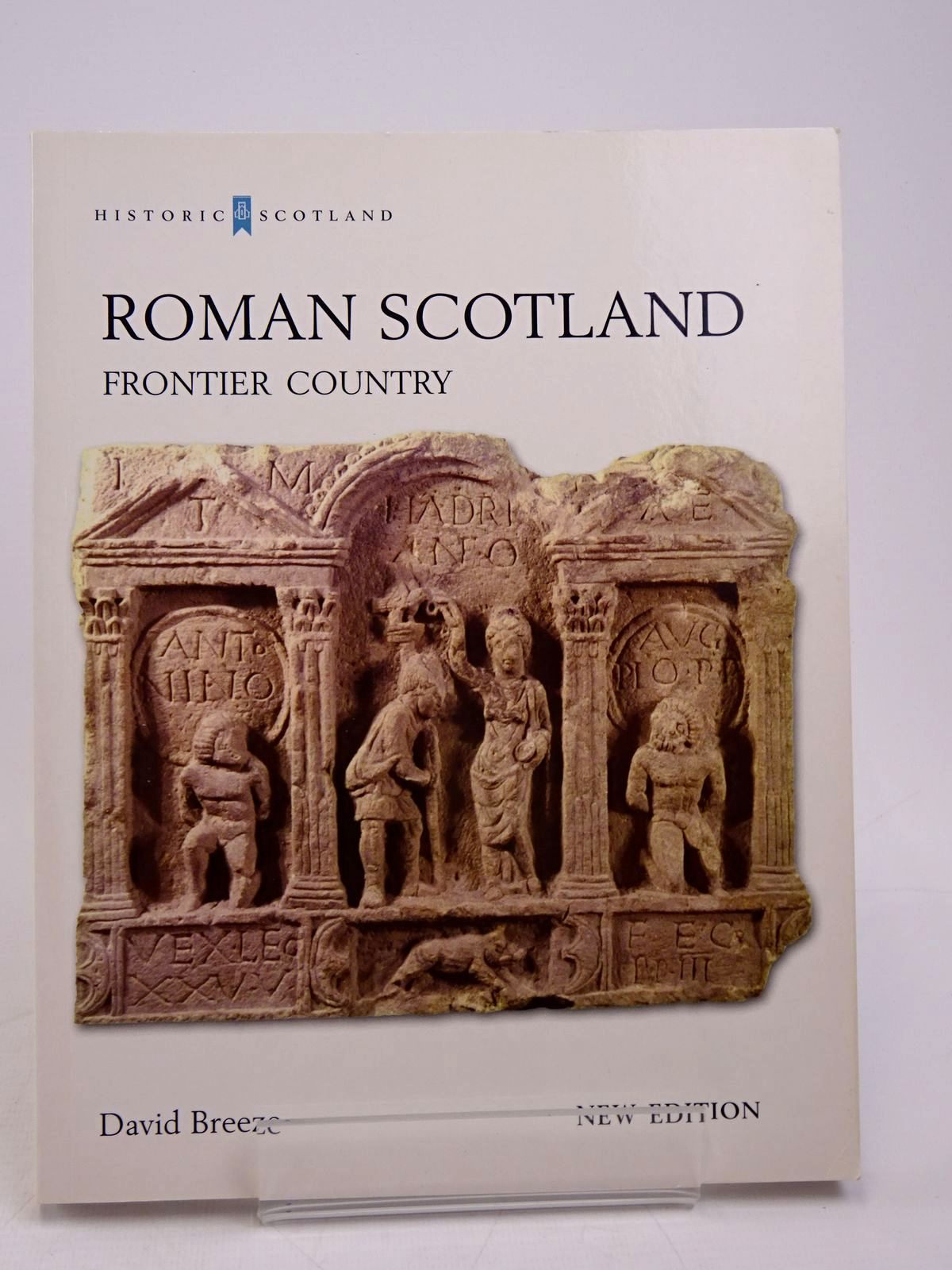 Photo of ROMAN SCOTLAND: FRONTIER COUNTRY (HISTORIC SCOTLAND) written by Breeze, David J. published by B.T. Batsford (STOCK CODE: 1817801)  for sale by Stella & Rose's Books