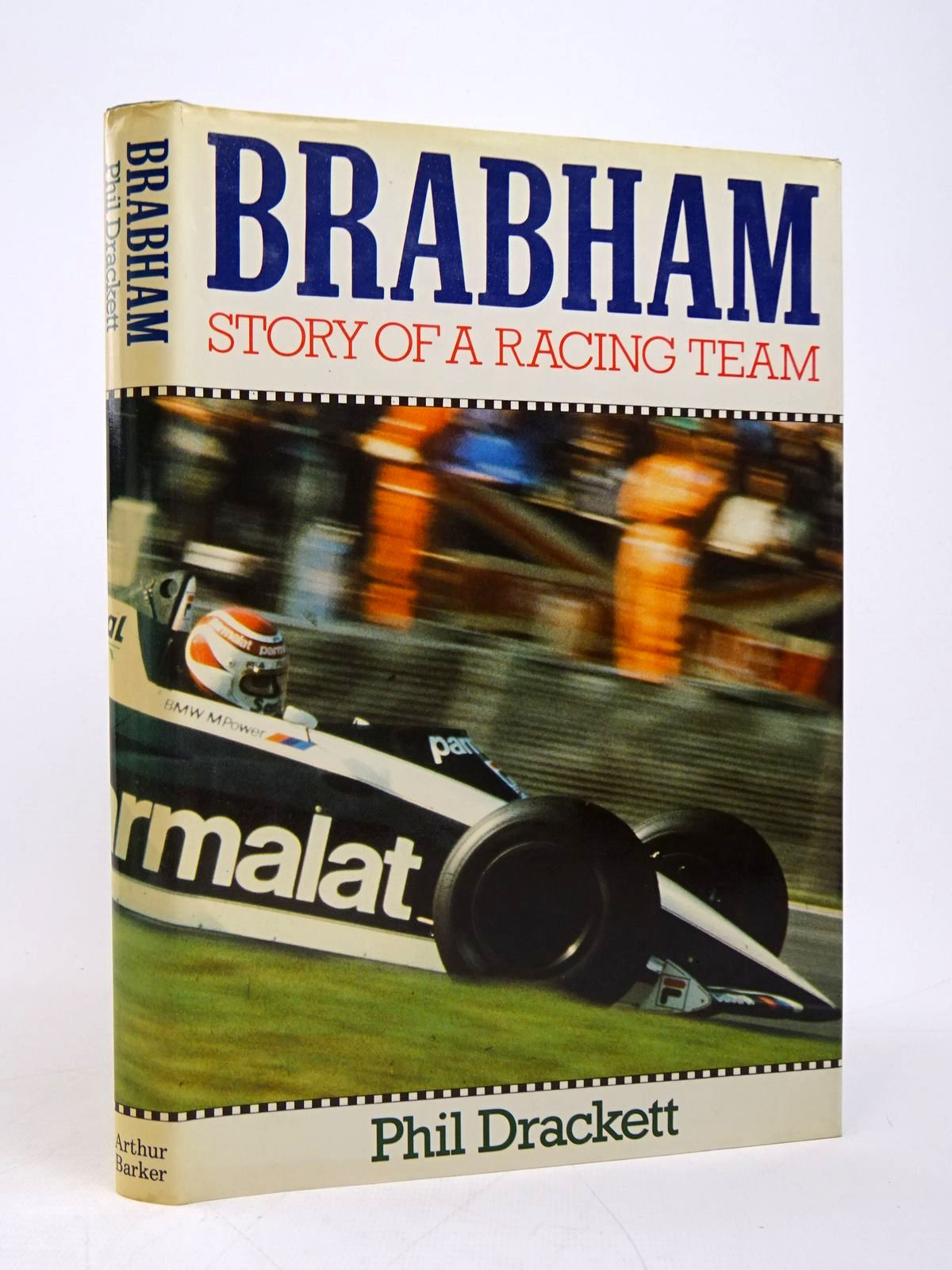 Photo of BRABHAM STORY OF A RACING TEAM- Stock Number: 1817832