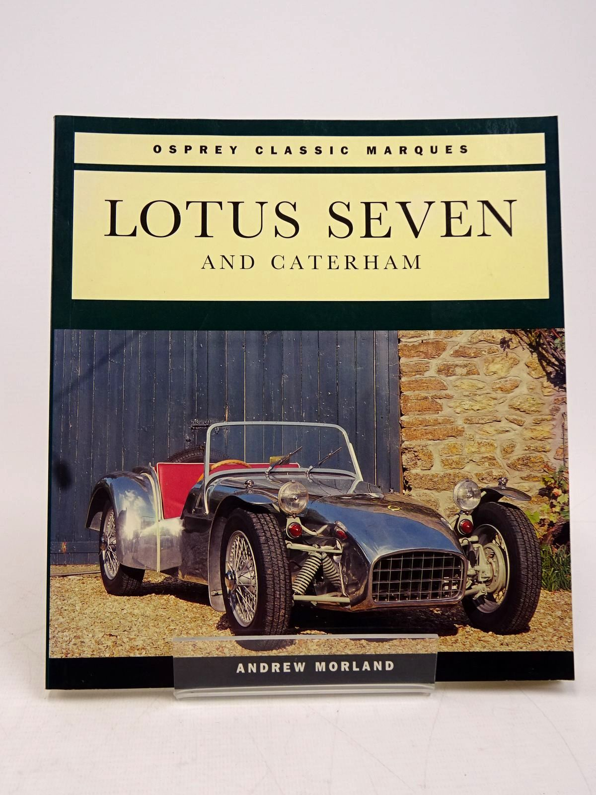 Photo of LOTUS SEVEN (OSPREY CLASSIC MARQUES)- Stock Number: 1817835