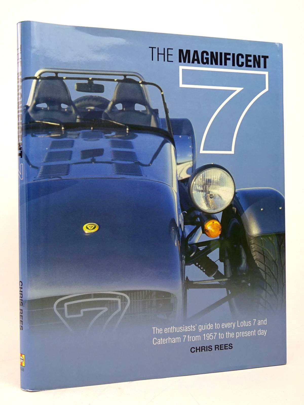 Photo of THE MAGNIFICENT 7 written by Rees, Chris published by Haynes Publishing (STOCK CODE: 1817838)  for sale by Stella & Rose's Books