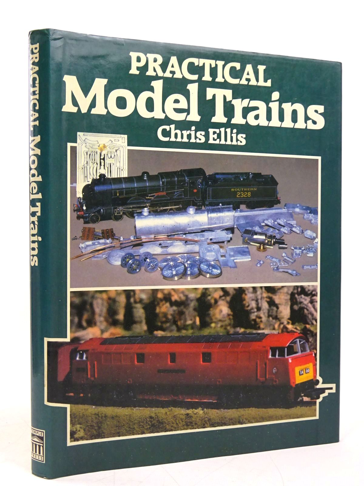 Photo of PRACTICAL MODEL TRAINS written by Ellis, Chris published by Temple Press (STOCK CODE: 1817854)  for sale by Stella & Rose's Books