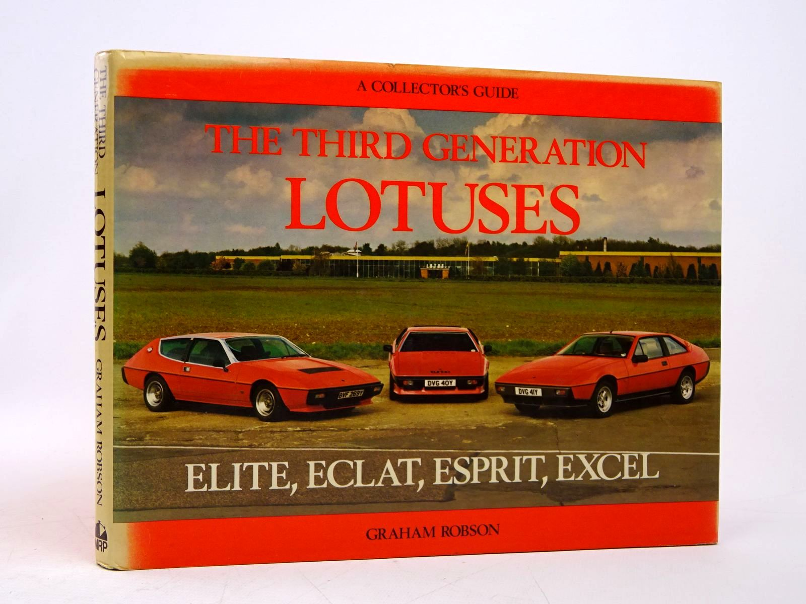 Photo of THE THIRD GENERATION LOTUSES (A COLLECTOR'S GUIDE)- Stock Number: 1817868