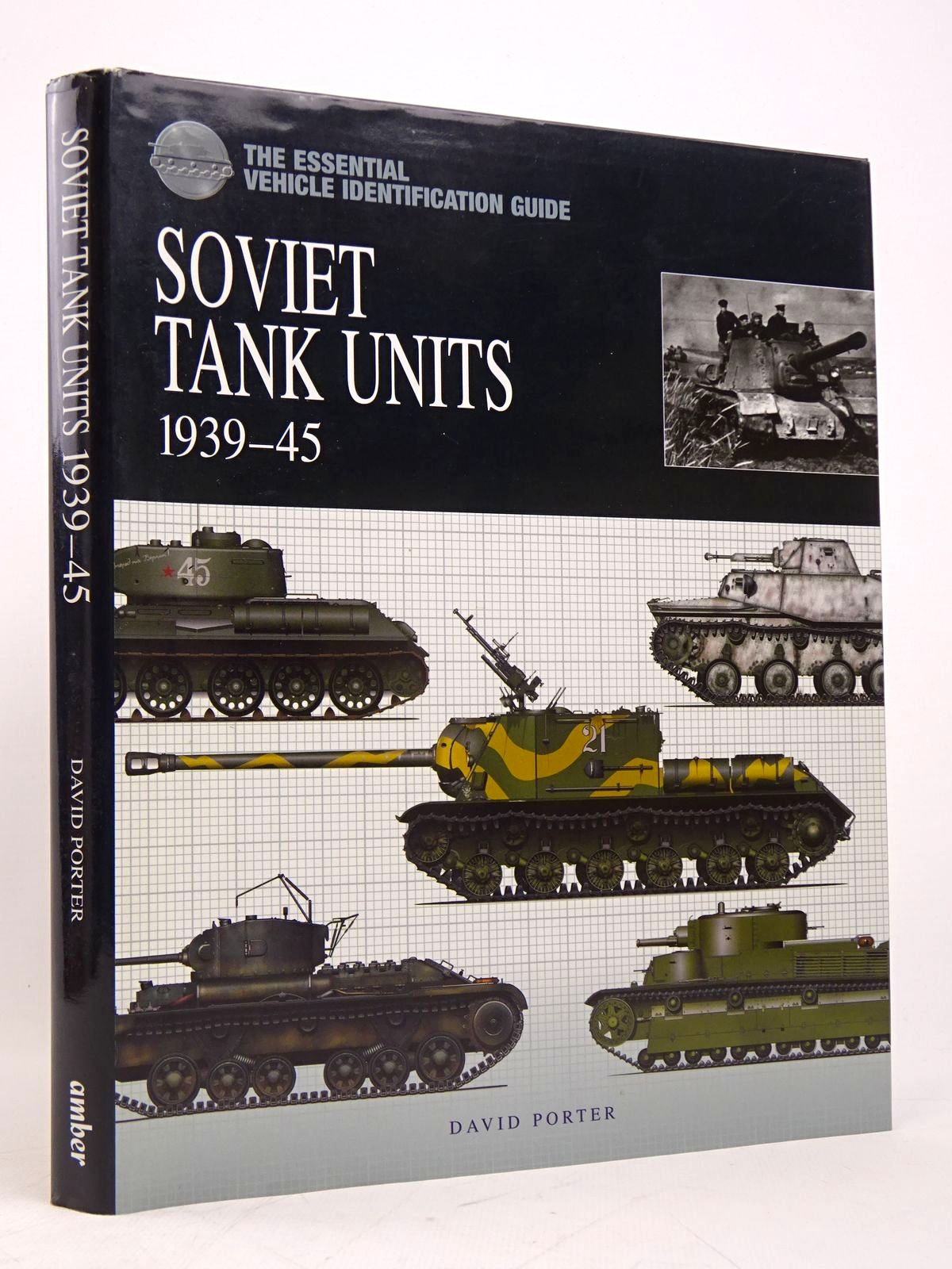 Photo of SOVIET TANK UNITS 1939-45- Stock Number: 1817875