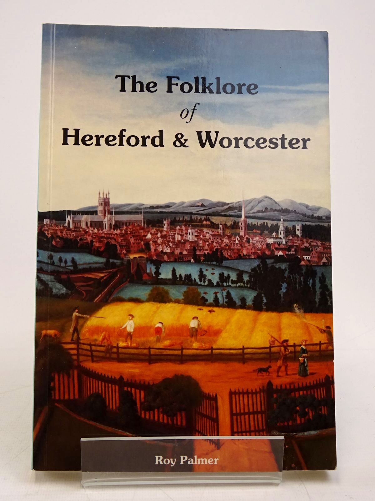 Photo of THE FOLKLORE OF HEREFORD & WORCESTER- Stock Number: 1817965