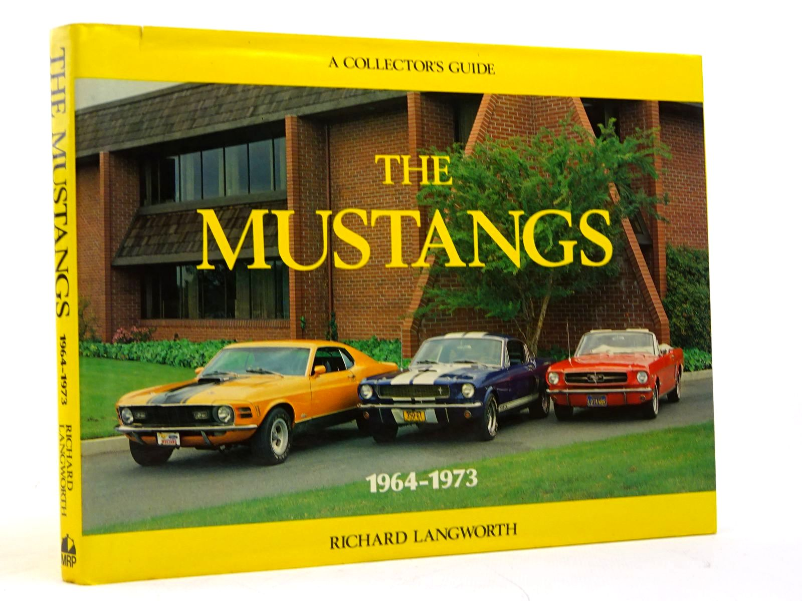 Photo of THE MUSTANGS 1964-1973 (A COLLECTOR'S GUIDE)- Stock Number: 1817966