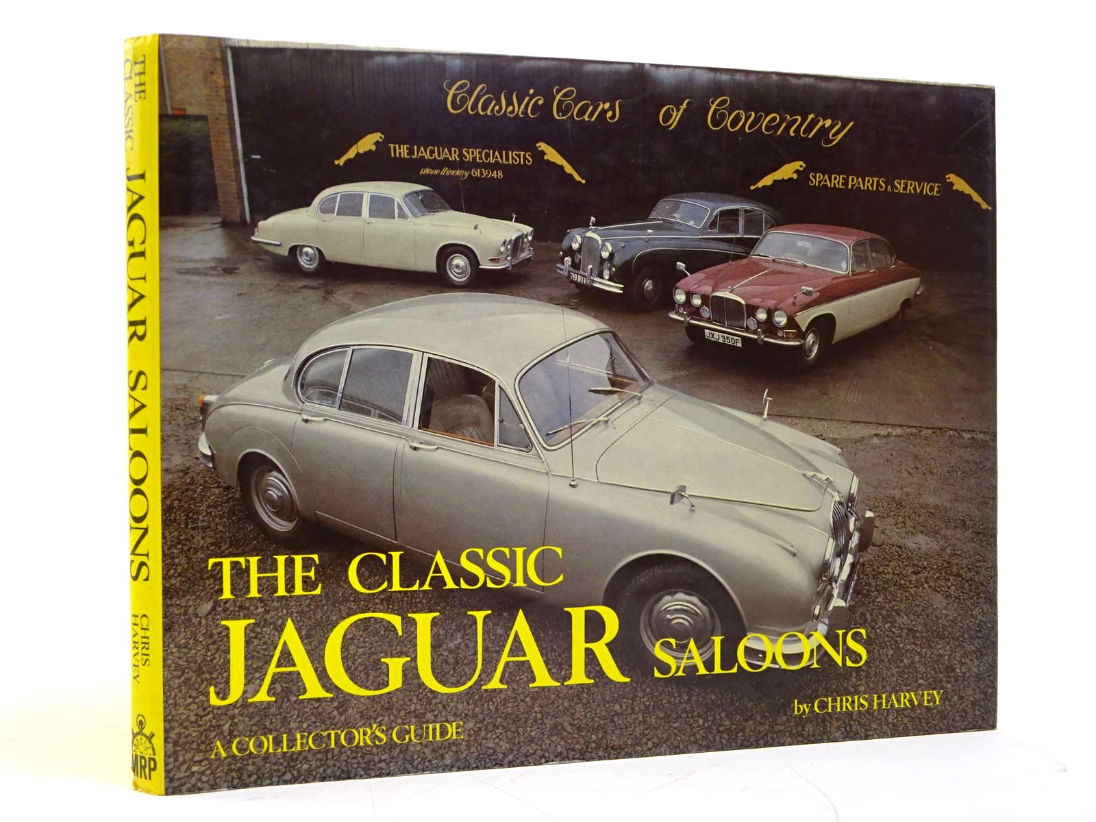 Photo of THE CLASSIC JAGUAR SALOONS (A COLLECTOR'S GUIDE)- Stock Number: 1817968