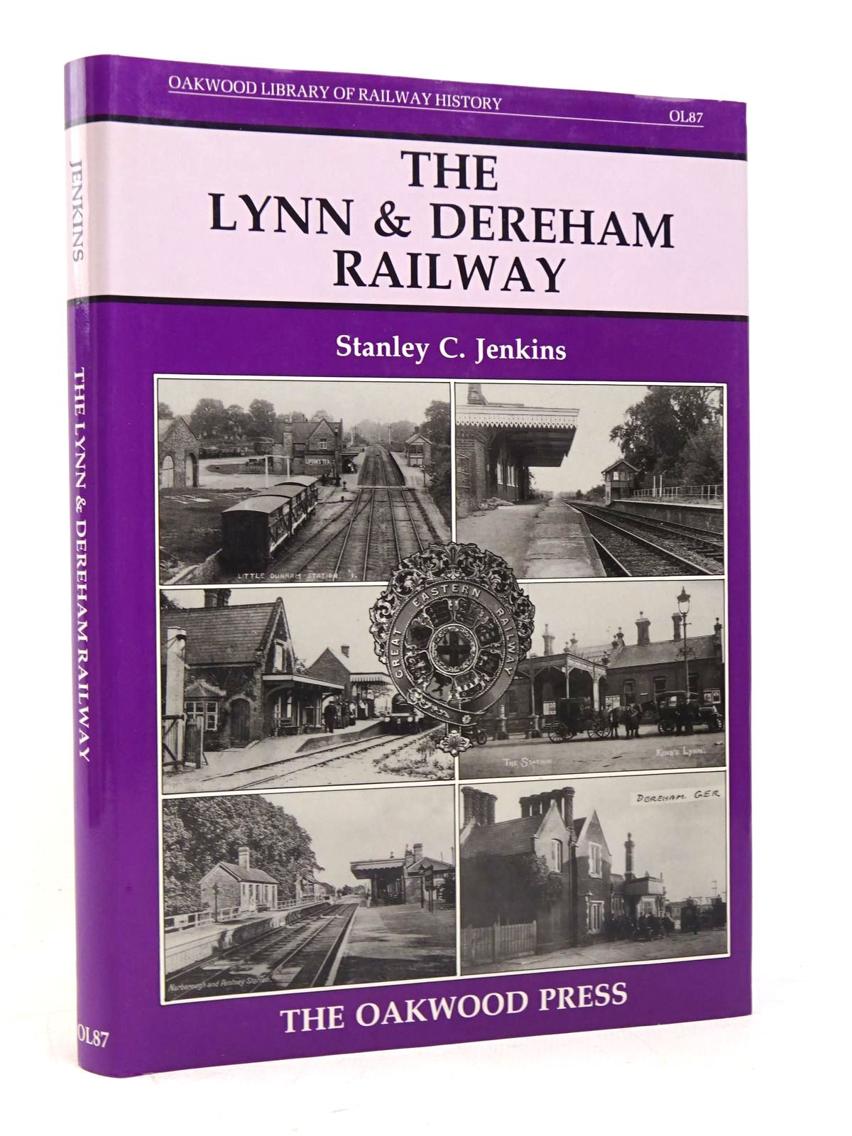 Photo of THE LYNN AND DEREHAM RAILWAY: THE KINGS LYNN TO NORWICH LINE written by Jenkins, Stanley C. published by The Oakwood Press (STOCK CODE: 1818013)  for sale by Stella & Rose's Books