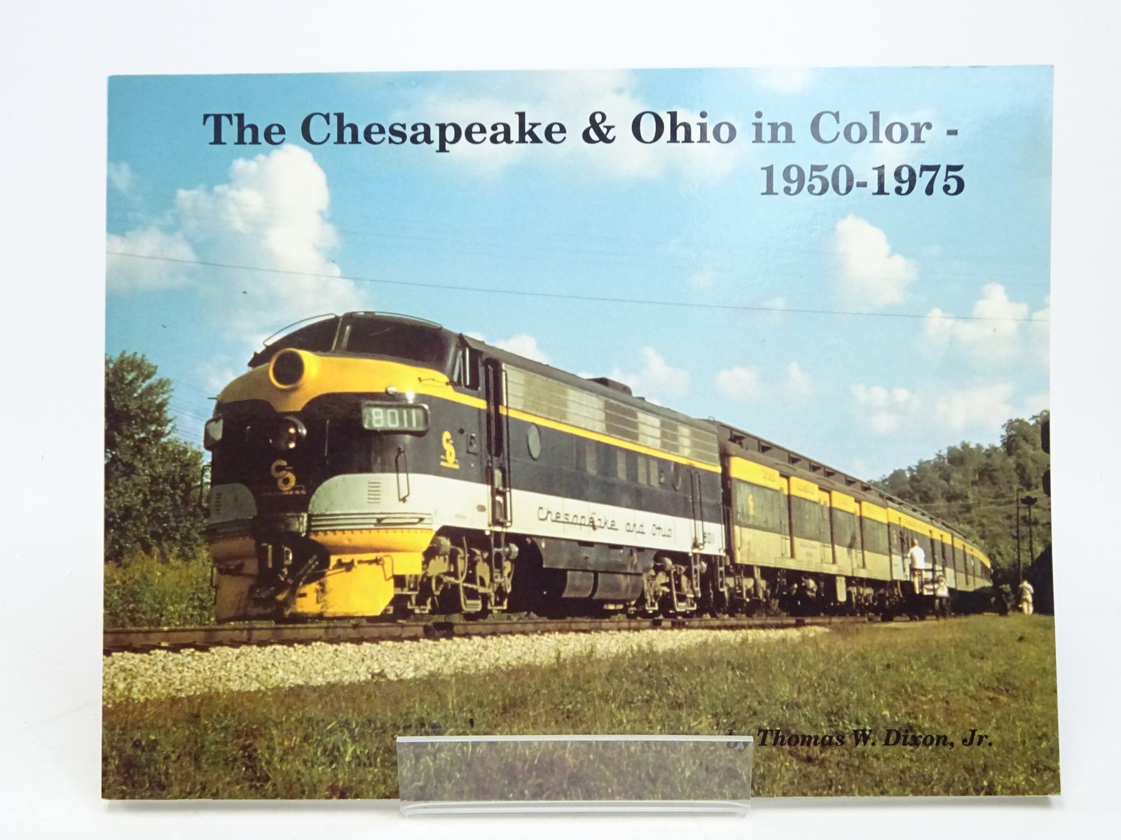 Photo of THE CHESAPEAKE & OHIO IN COLOUR 1950-1975 written by Dixon, Thomas W. published by Tlc Publishing Inc. (STOCK CODE: 1818035)  for sale by Stella & Rose's Books