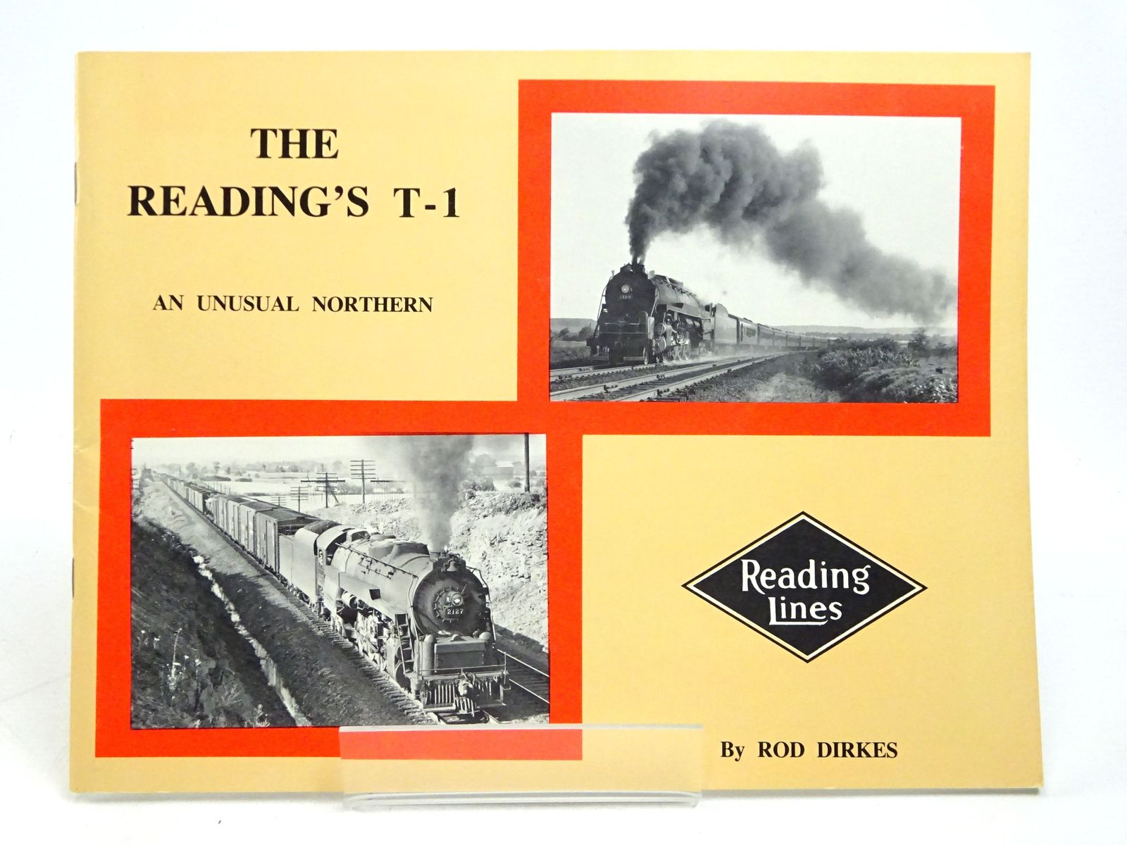 Photo of THE READING'S T-1 LOCOMOTIVE: AN UNUSUAL NORTHERN- Stock Number: 1818037