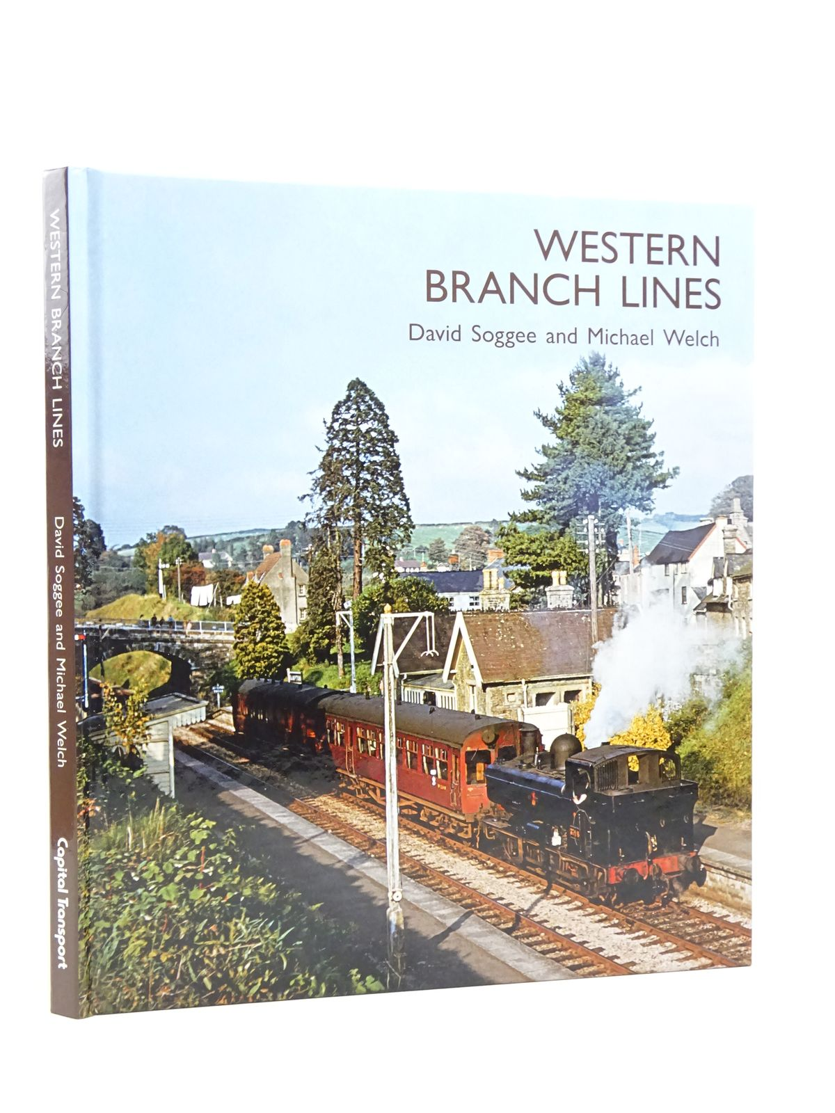 Photo of WESTERN BRANCH LINES written by Soggee, David Welch, Michael published by Capital Transport (STOCK CODE: 1818047)  for sale by Stella & Rose's Books
