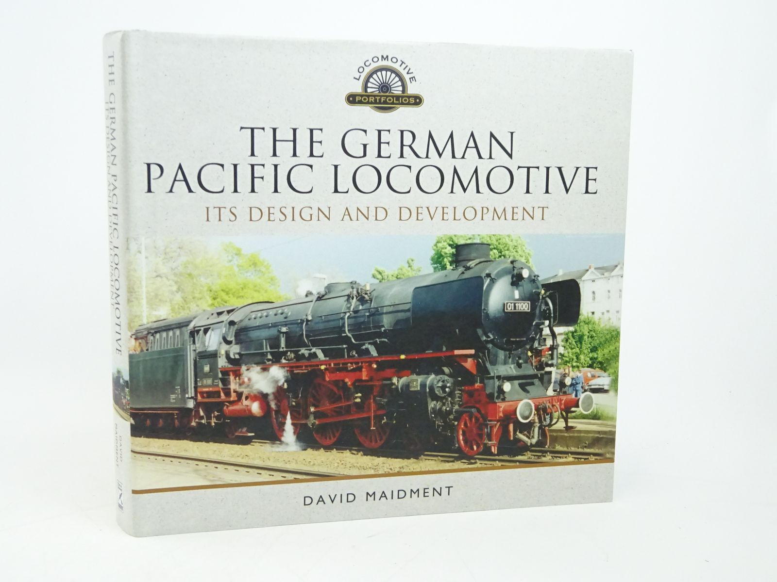 Photo of THE GERMAN PACIFIC LOCOMOTIVE: ITS DESIGN AND DEVELOPMENT- Stock Number: 1818048