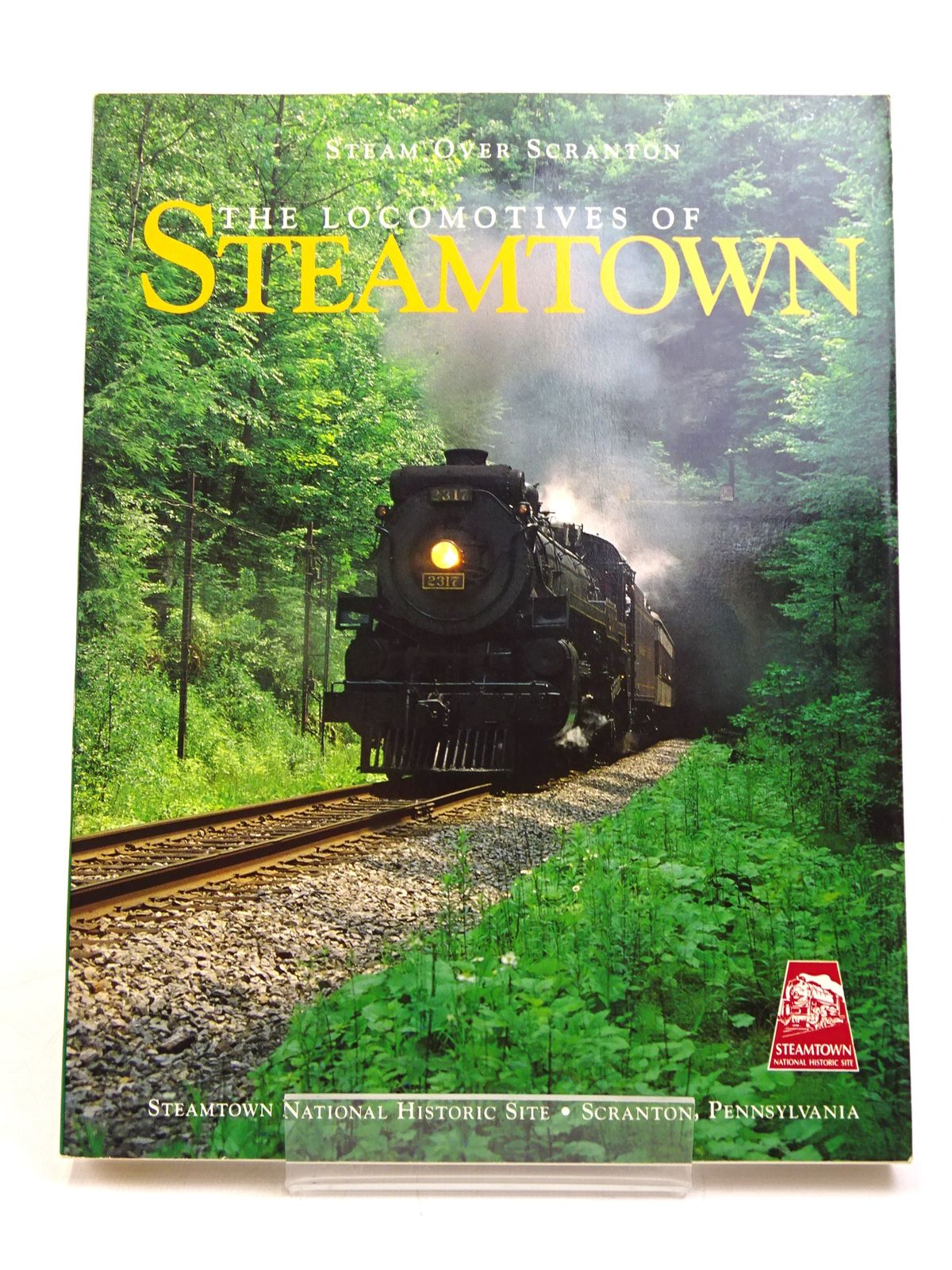 Photo of STEAM OVER SCRANTON: THE LOCOMOTIVES OF STEAMTOWN written by Chappell, Gordon published by United States Department Of The Interior (STOCK CODE: 1818054)  for sale by Stella & Rose's Books