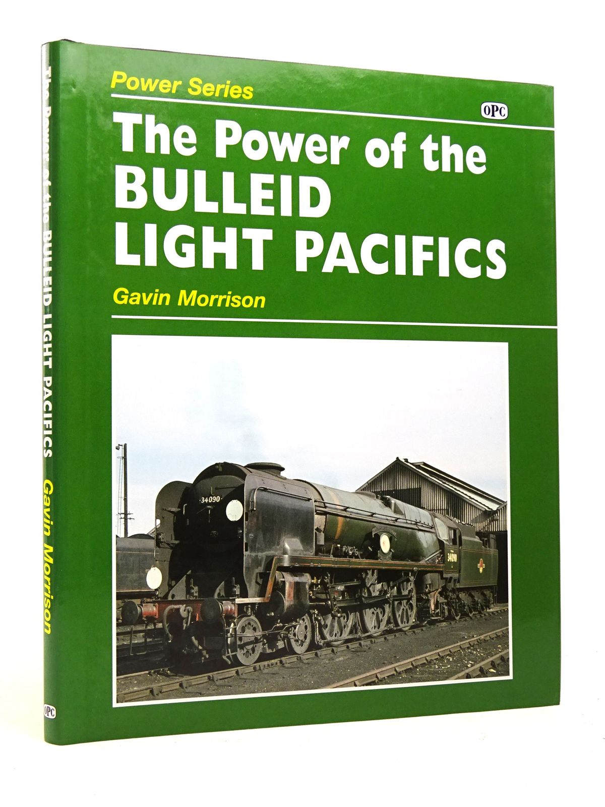 Photo of THE POWER OF THE BULLEID LIGHT PACIFICS- Stock Number: 1818059