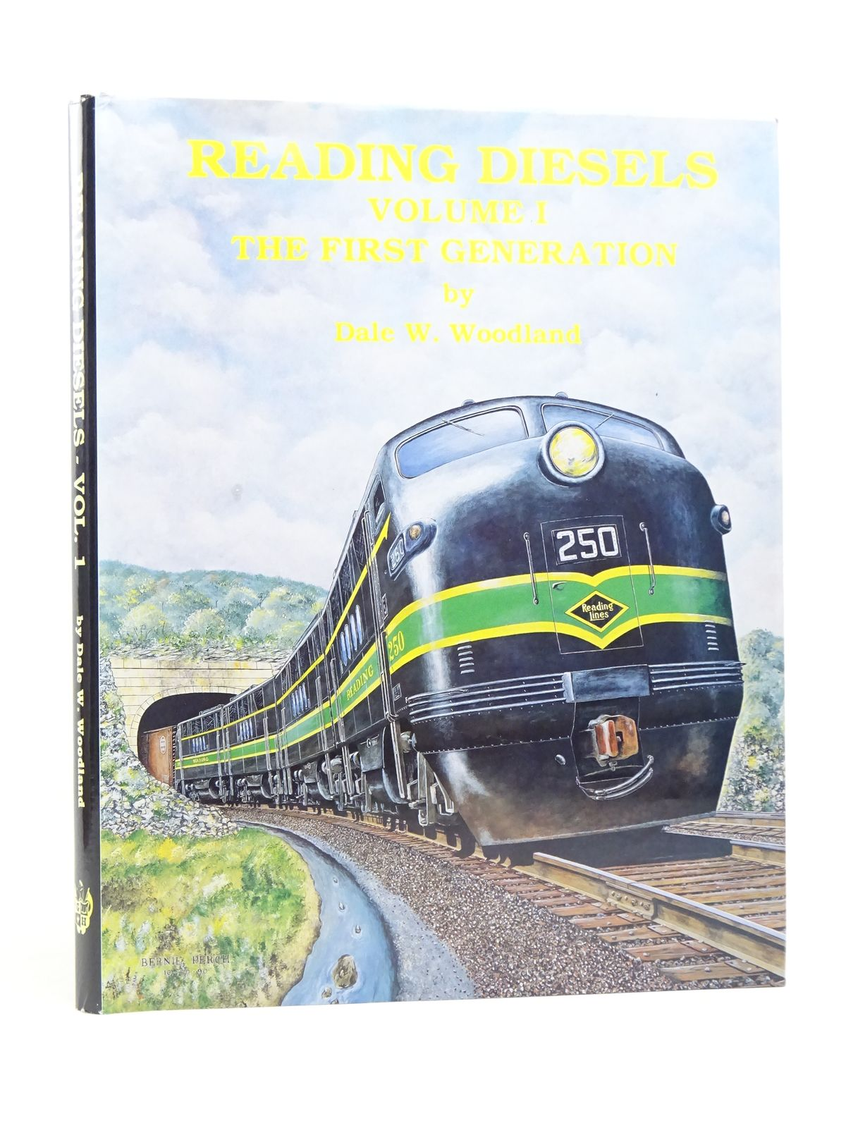 Photo of READING DIESELS VOLUME I: THE FIRST GENERATION- Stock Number: 1818072